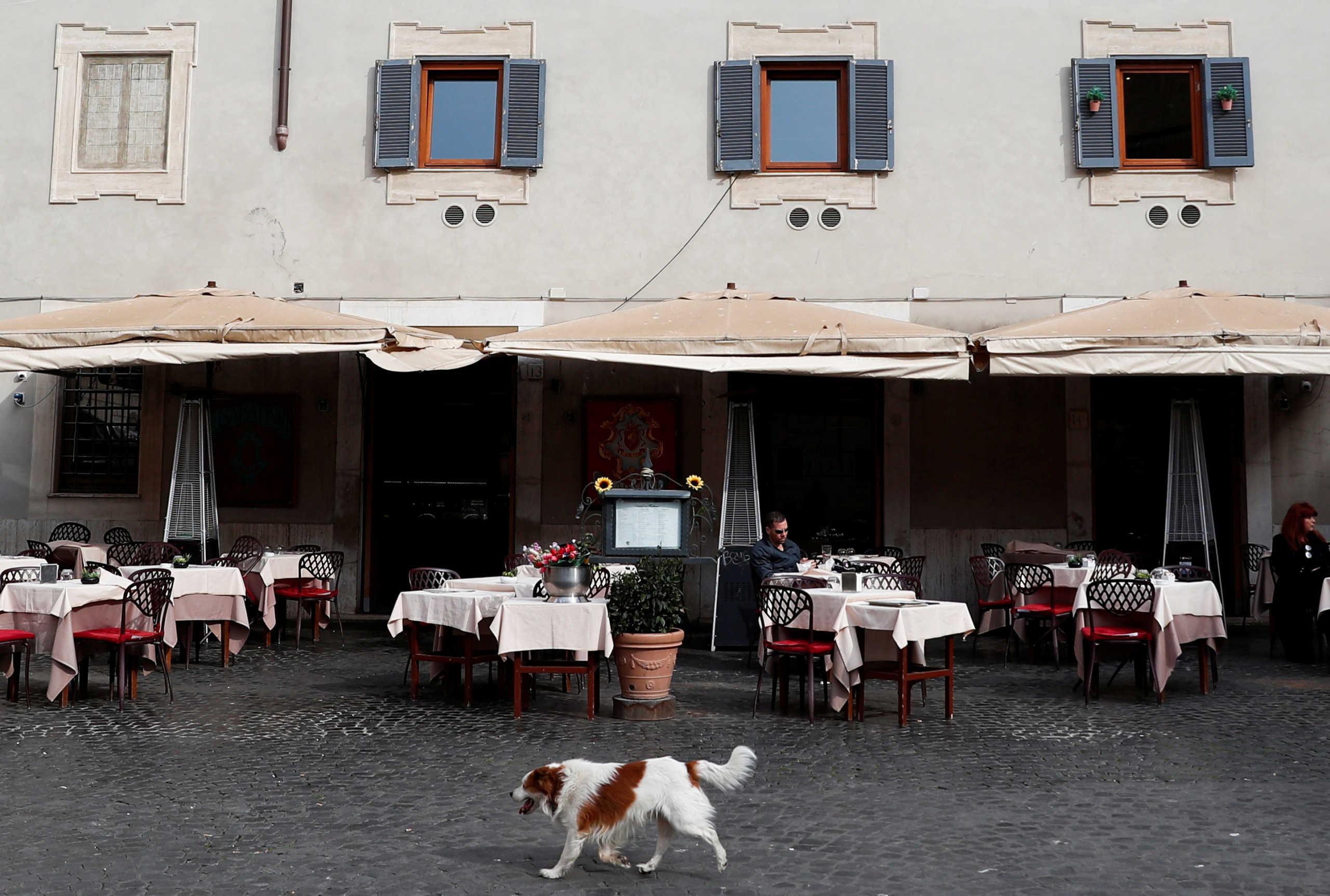 κορονοϊός - Ιταλία