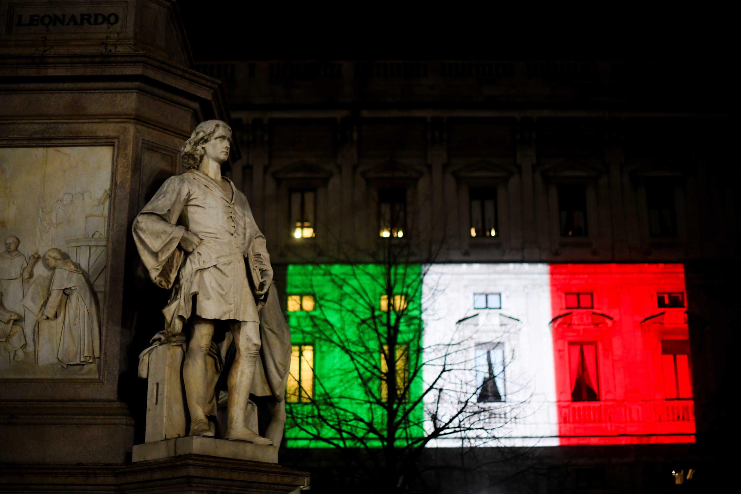 Ιταλία νέα κρούσματα κορονοϊού