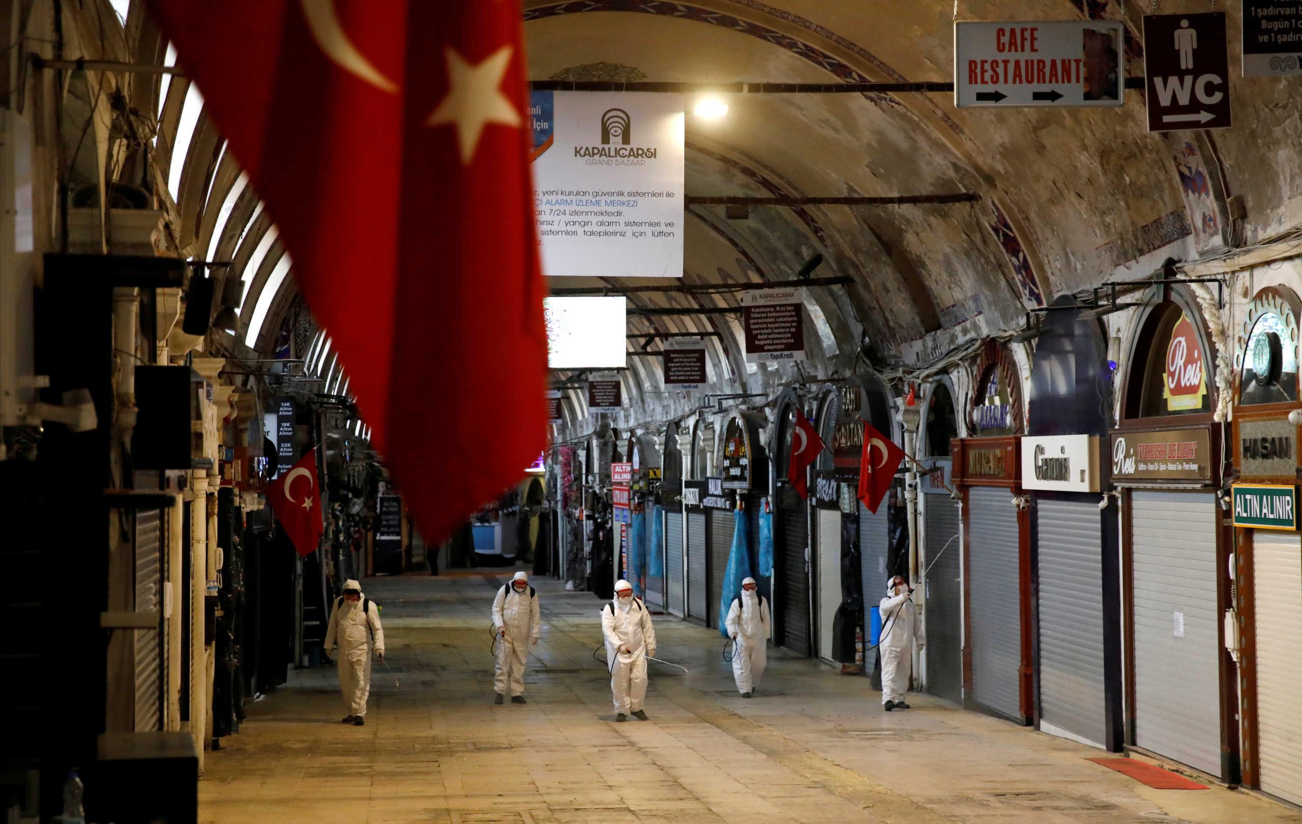 κορονοϊός Τουρκία