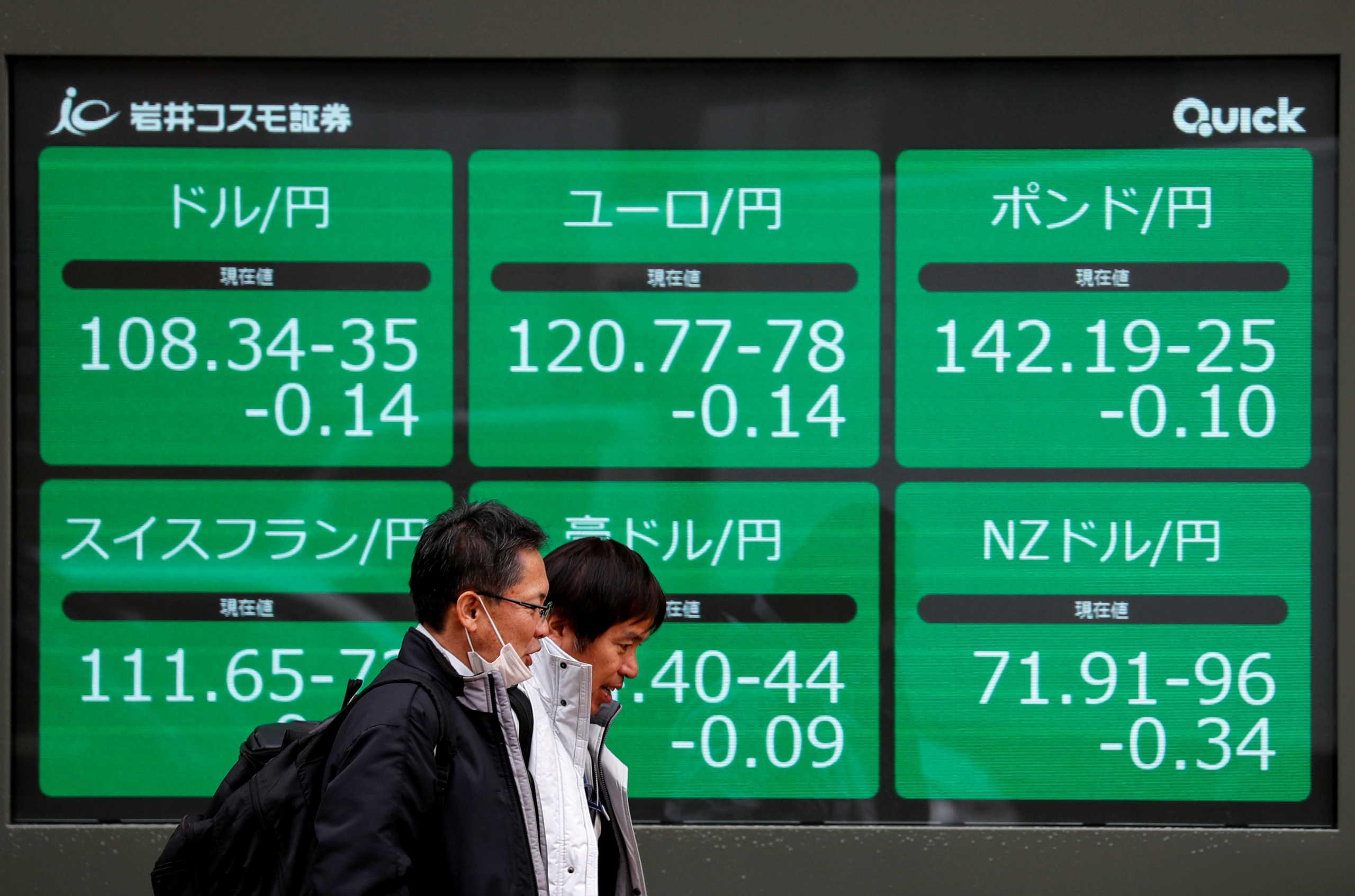 """Κορονοϊός: Πάει για κήρυξη κατάστασης έκτακτης ανάγκης η Ιαπωνία όπου """"καλπάζουν"""" τα κρούσματα"""