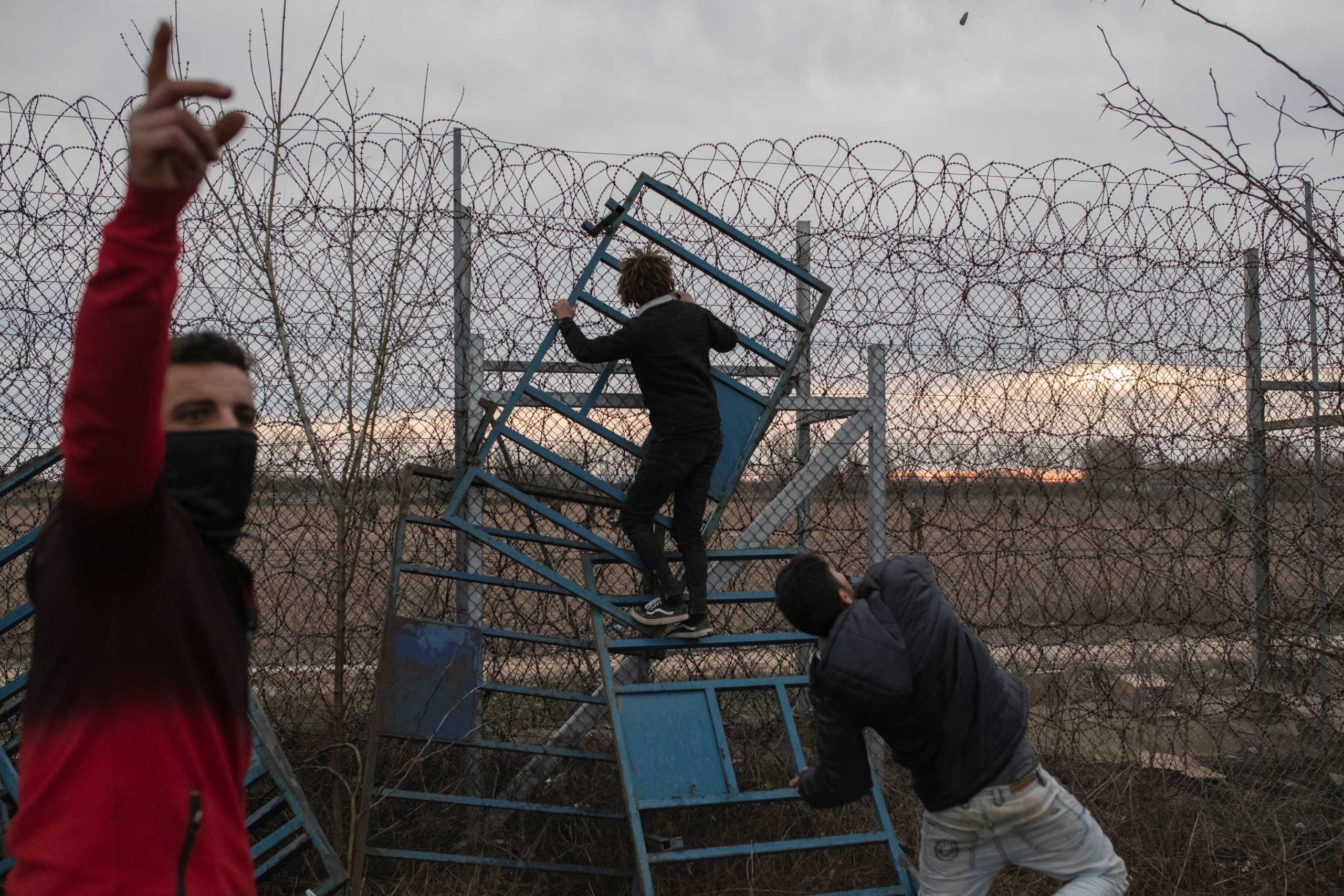 Έβρος: 268 συλλήψεις, 38.480 απόπειρες παράνομης εισόδου στην Ελλάδα