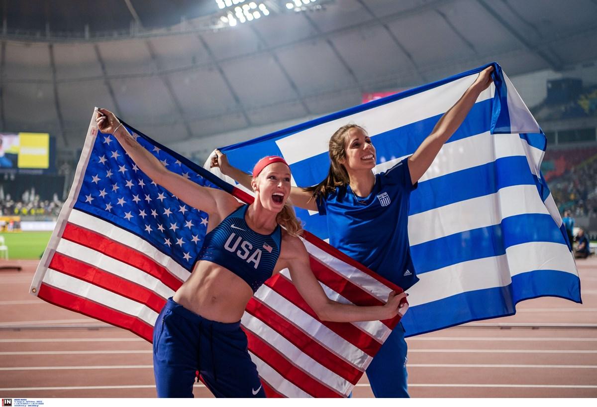 """Ολυμπιακοί Αγώνες: """"Είμαστε στα… χαμένα"""" δηλώνει αντίπαλος της Στεφανίδη"""