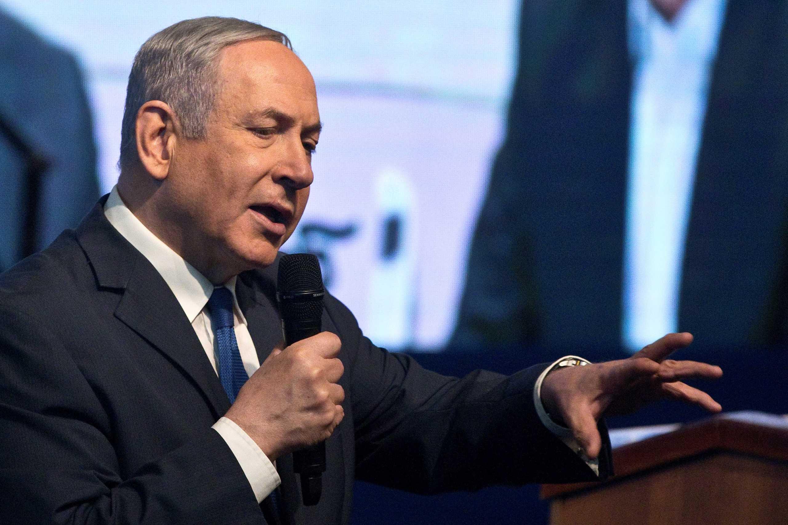 Ισραήλ: Προσάρτηση τμημάτων της Δυτικής Όχθης υπόσχεται ο Νετανιάχου αν επανεκλέγει
