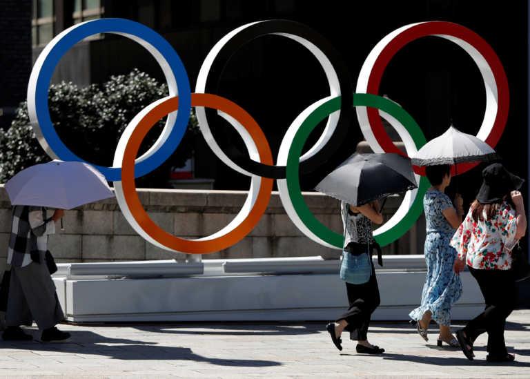 «Οι Ολυμπιακοί Αγώνες θα γίνουν κανονικά»