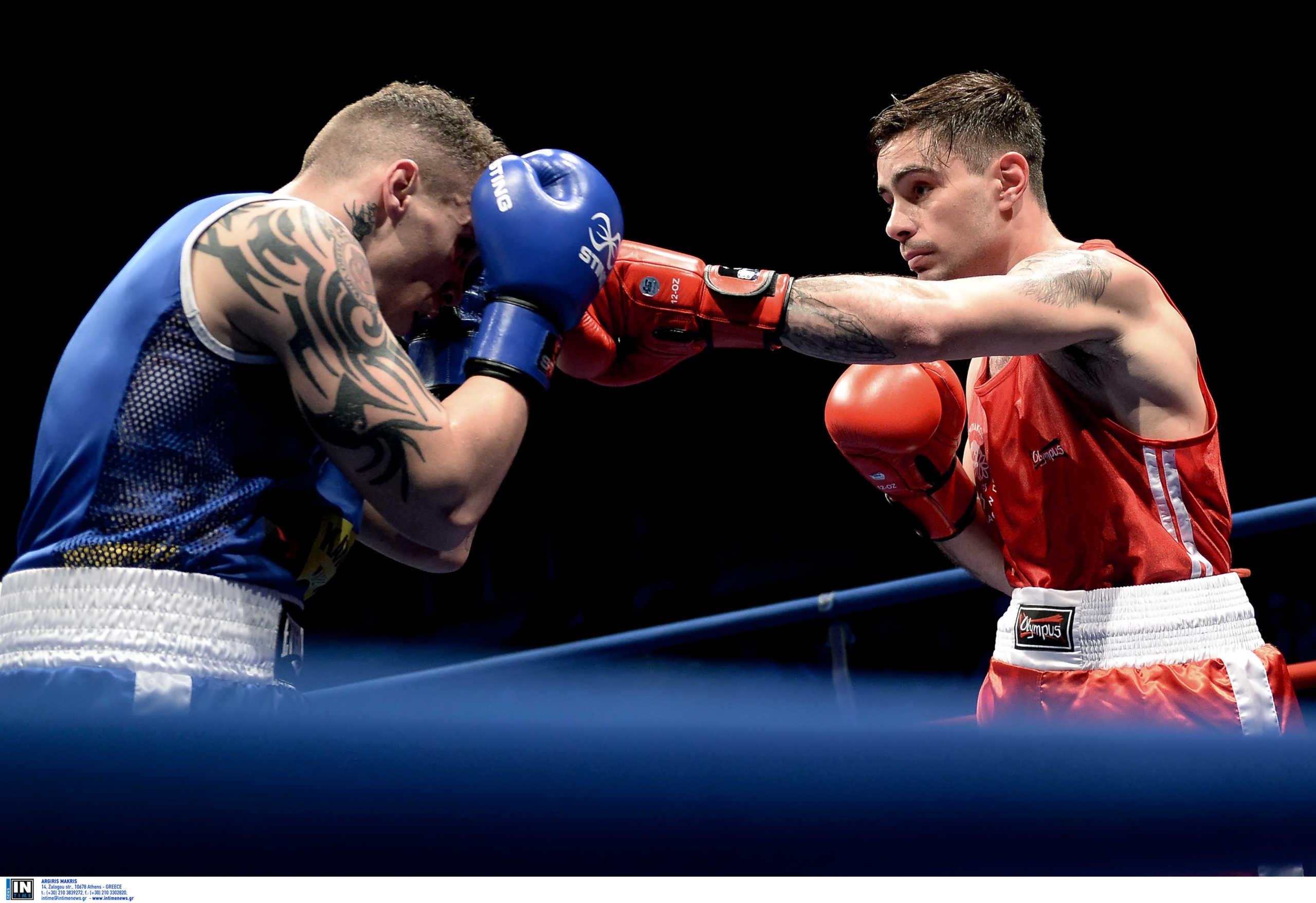 Διεκόπη το ΠροΟλυμπιακό Τουρνουά Πυγμαχίας στο Λονδίνο