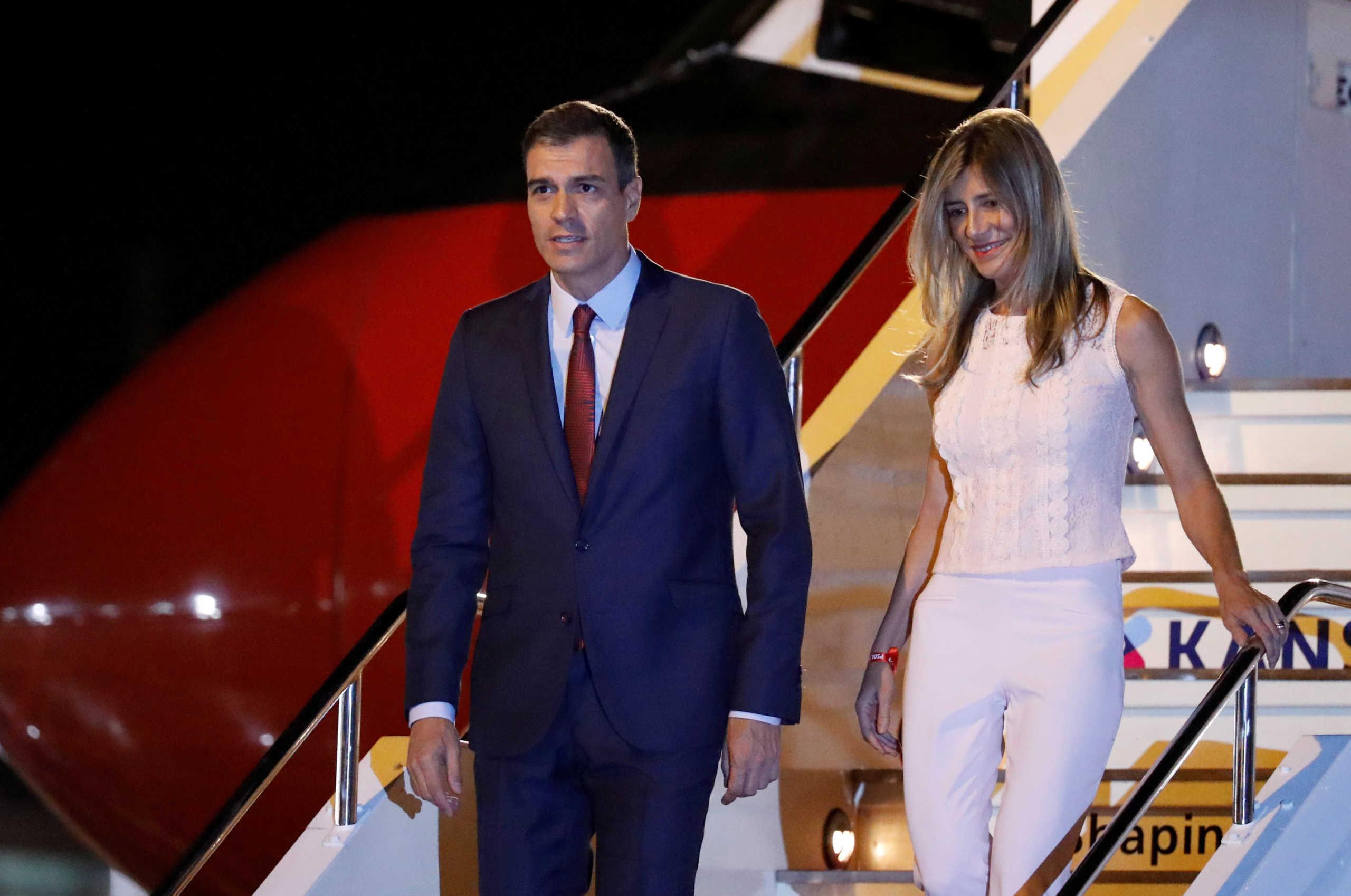 Κορονοϊός: Θετική στον ιό η σύζυγος του πρωθυπουργού της Ισπανίας! Ολική καραντίνα στη χώρα