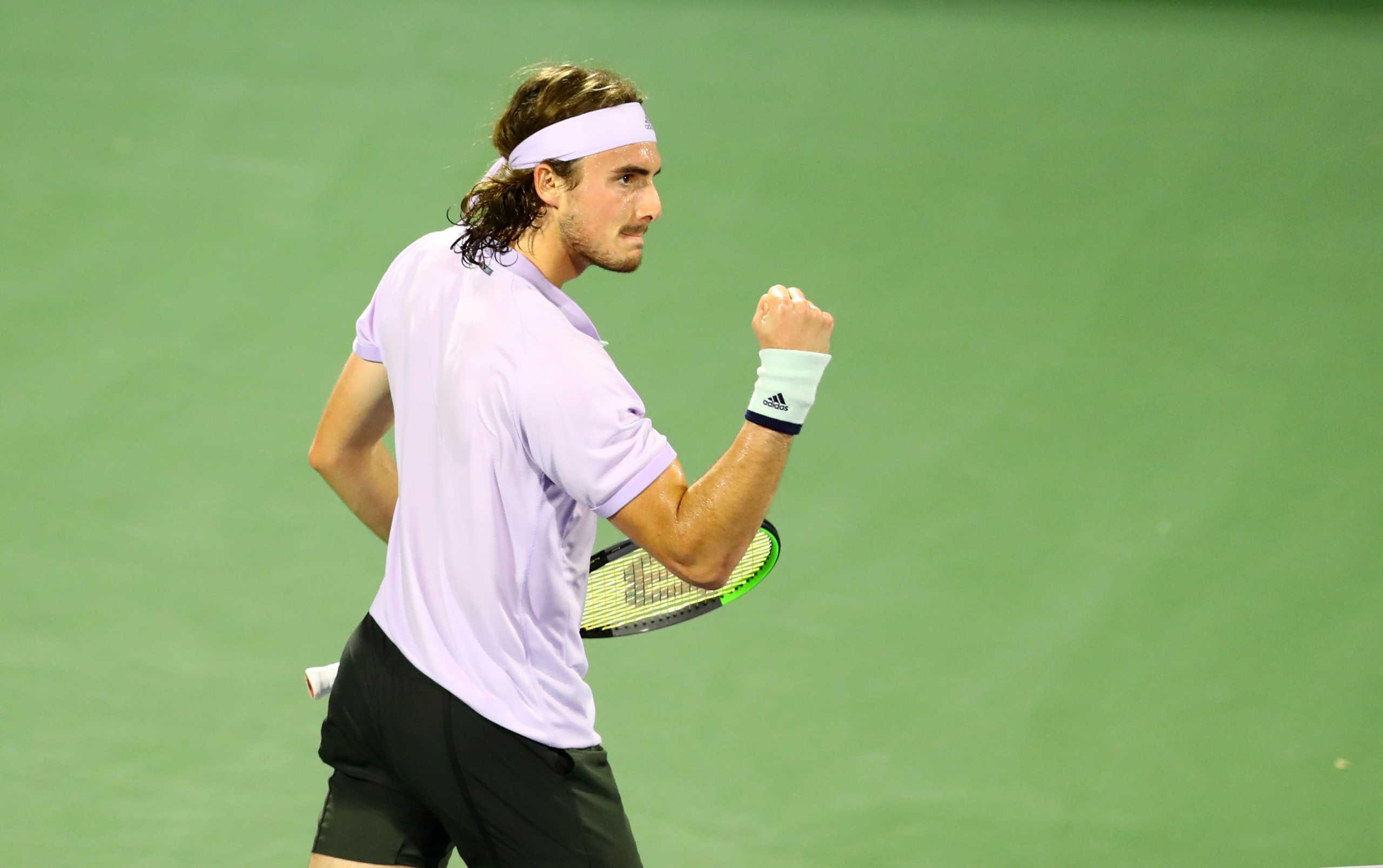 "ATP Finals: Πότε και που θα δούμε τη ""μάχη"" του Τσιτσιπά με τον Ρούμπλεφ"