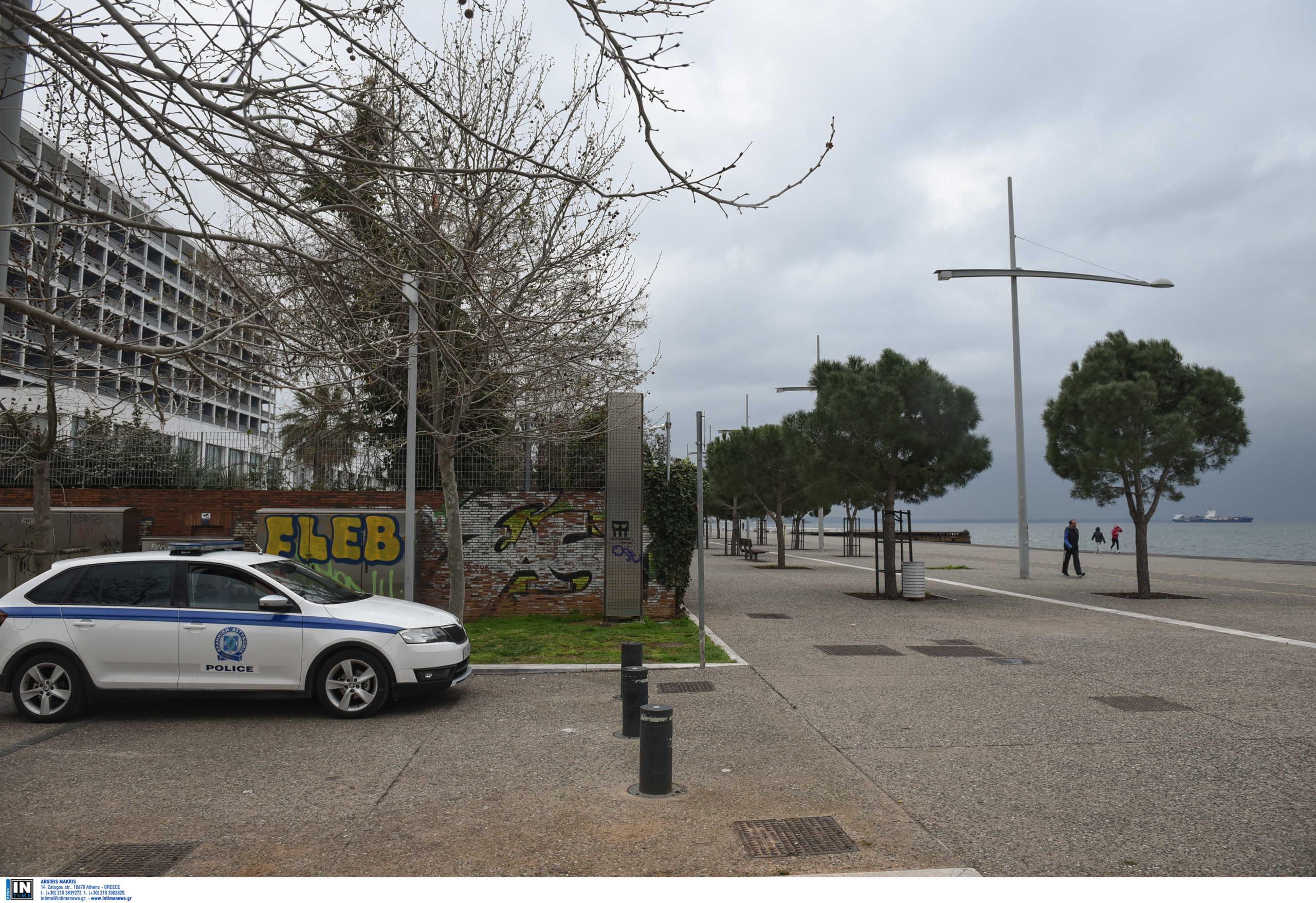 """Ληστές """"χτύπησαν"""" μαγαζιά στην άδεια λόγω απαγόρευσης Θεσσαλονίκη"""