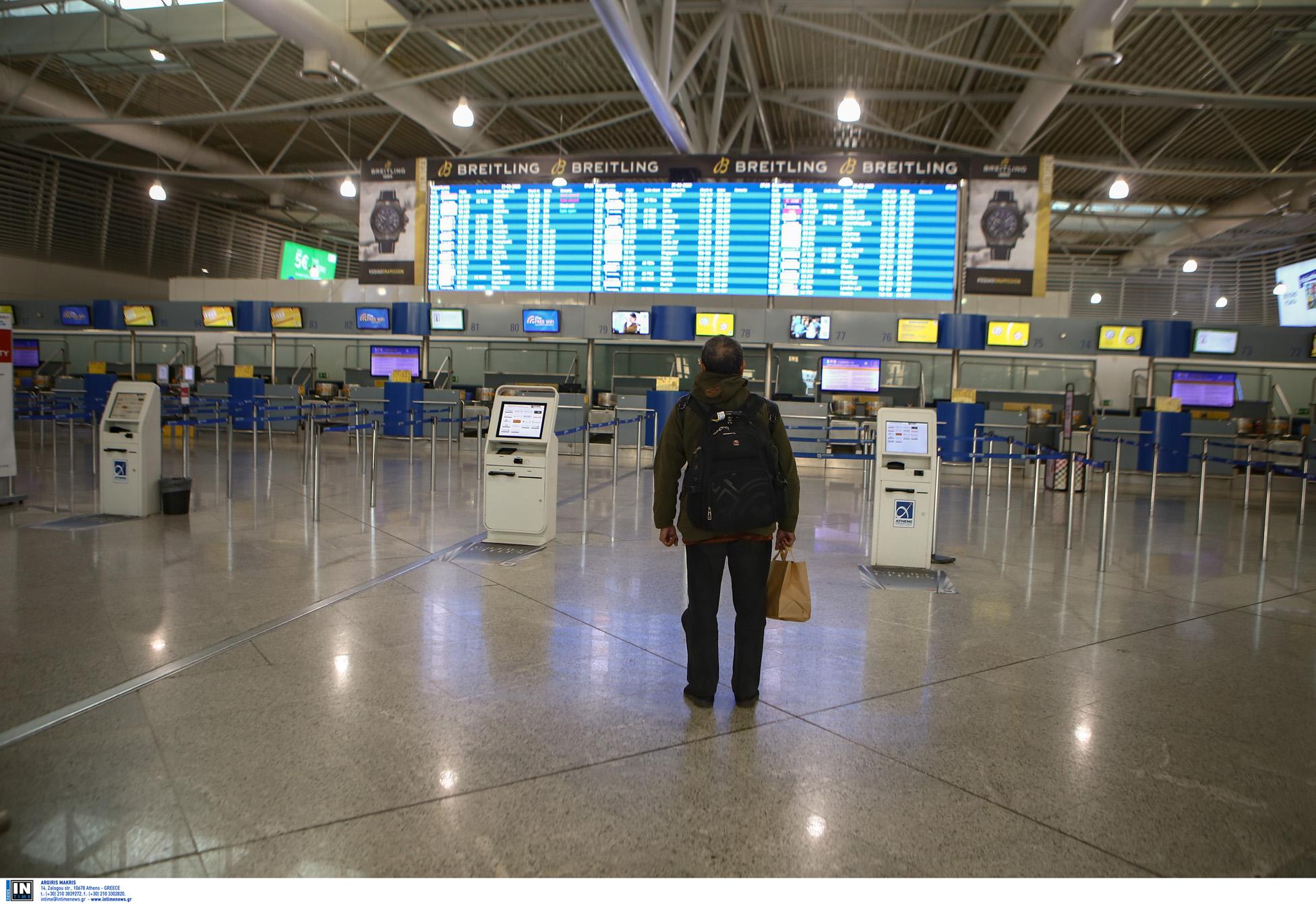 Άμεση κρατική βοήθεια λόγω κορονοϊού ζητούν έξι ελληνικές αεροπορικές εταιρείες
