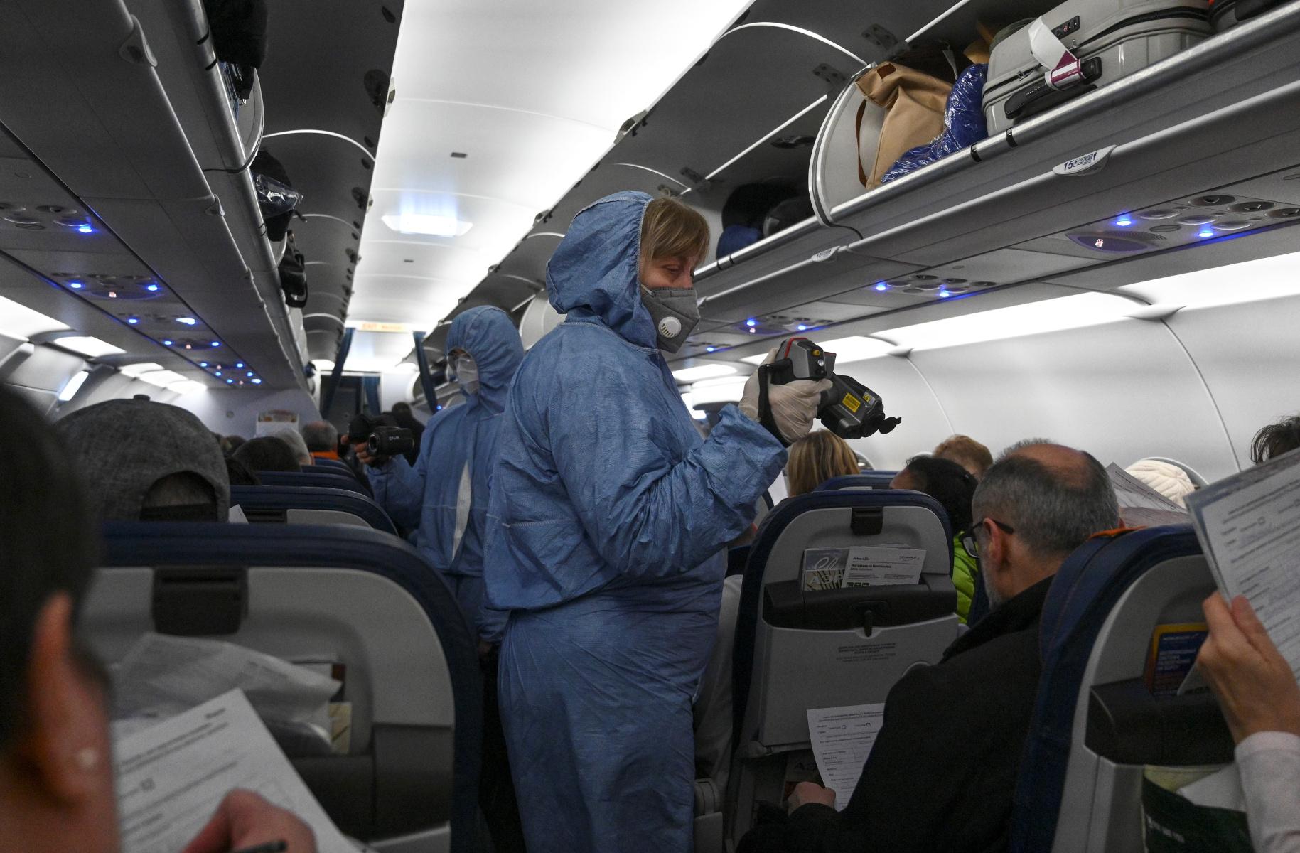 Γονατίζει τις αεροπορικές εταιρίες ο κορονοϊός! Θα χρειαστούν βοήθεια έως 200 δισεκ. δολάρια