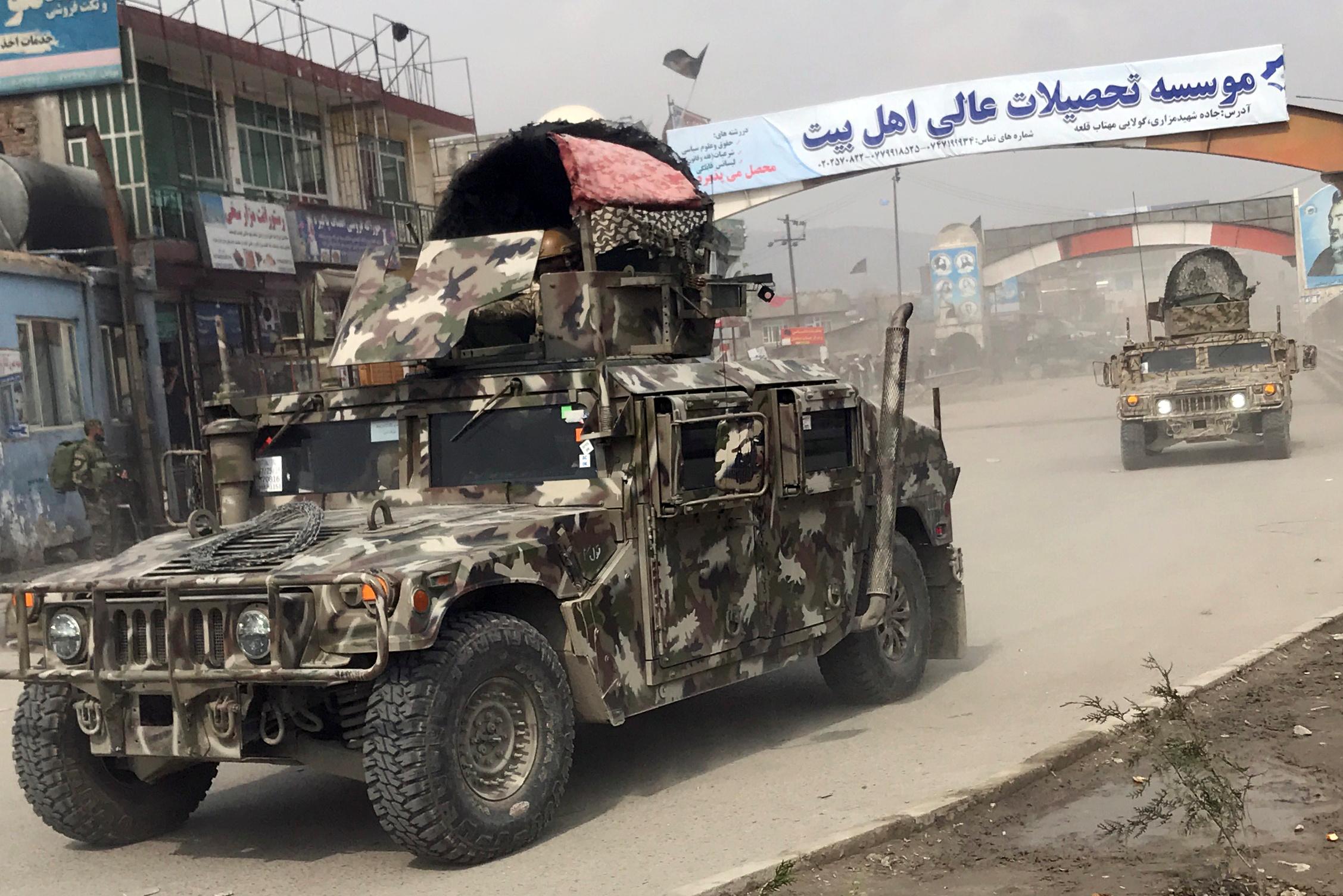 Αφγανιστάν: 26 νεκροί σε συγκρούσεις με τους Ταλιμπάν