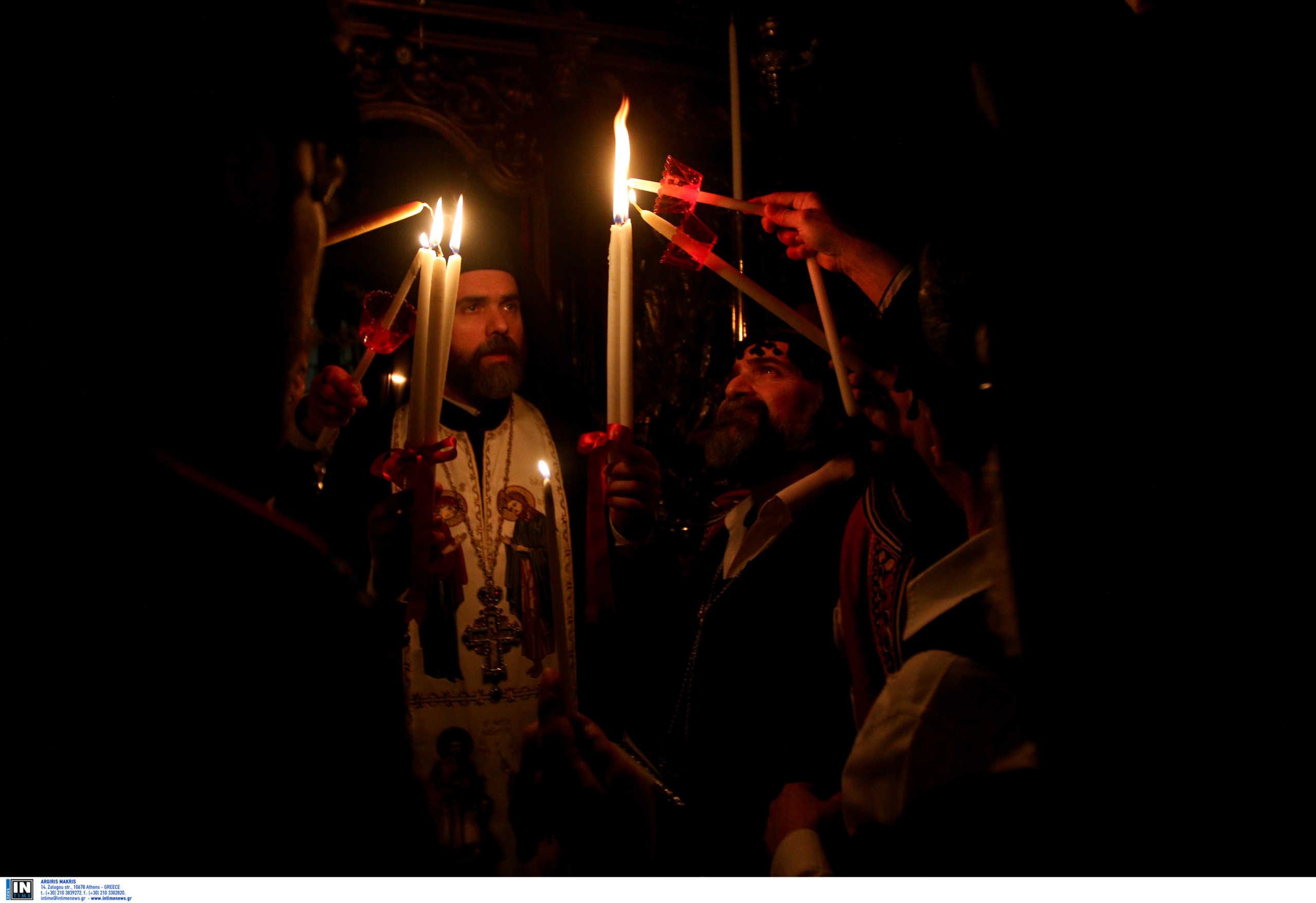 Πώς θα φτάσει το Άγιο Φως στην Ελλάδα