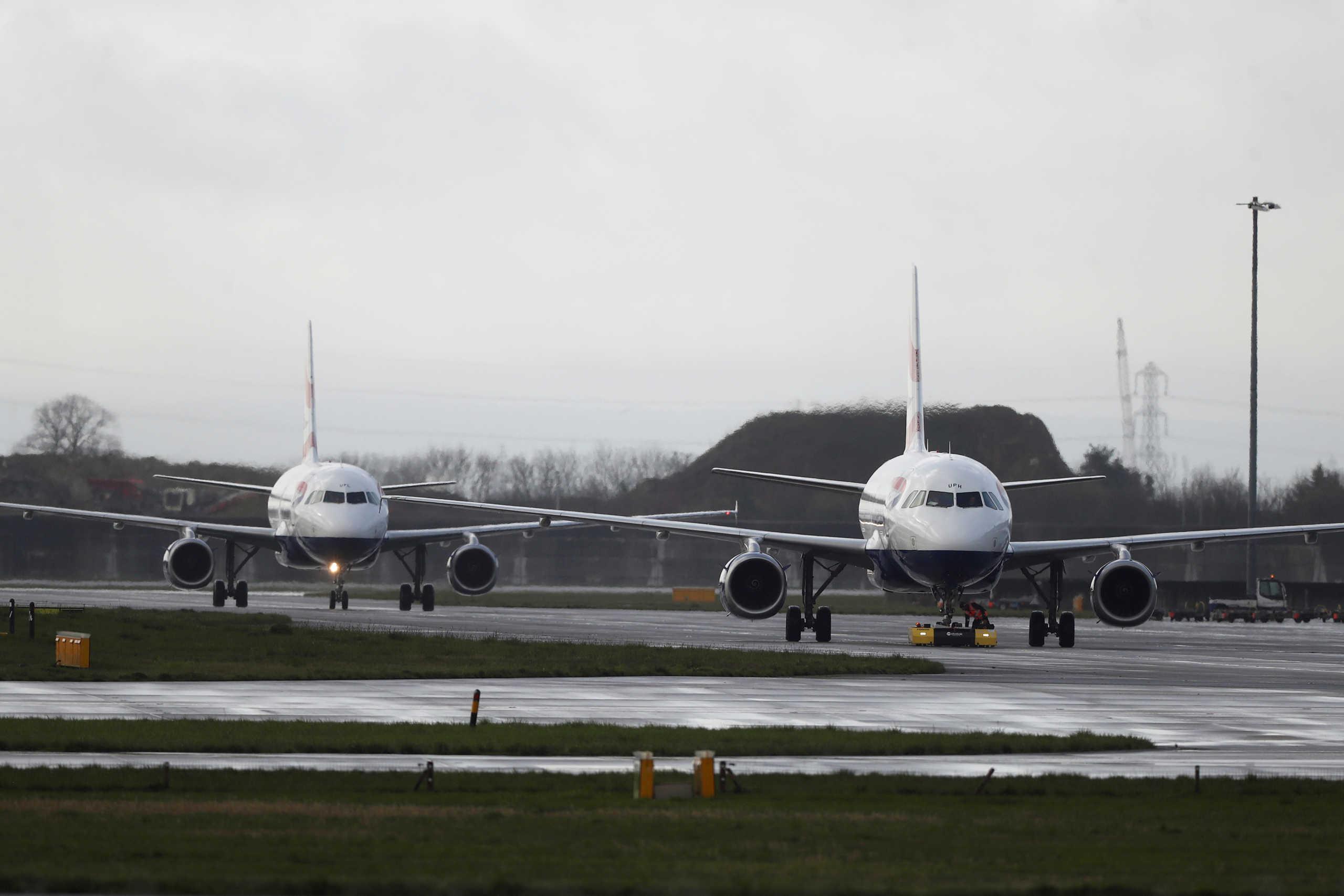 British Airways: Σε διαθεσιμότητα 36.000 υπάλληλοι!