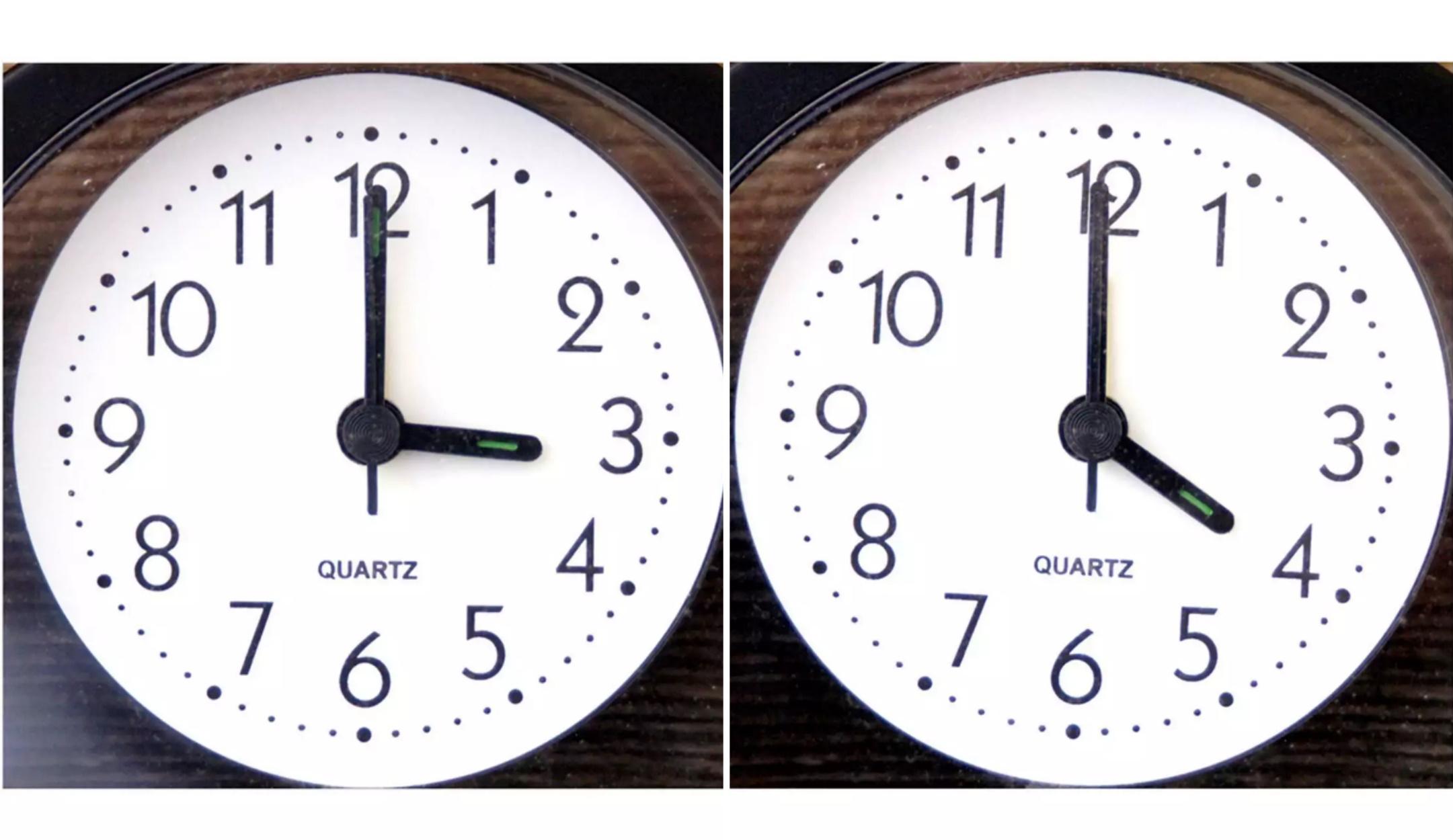 Αλλαγή ώρας Μάρτιος 2020: Πότε βάζουμε τα ρολόγια μία ώρα μπροστά