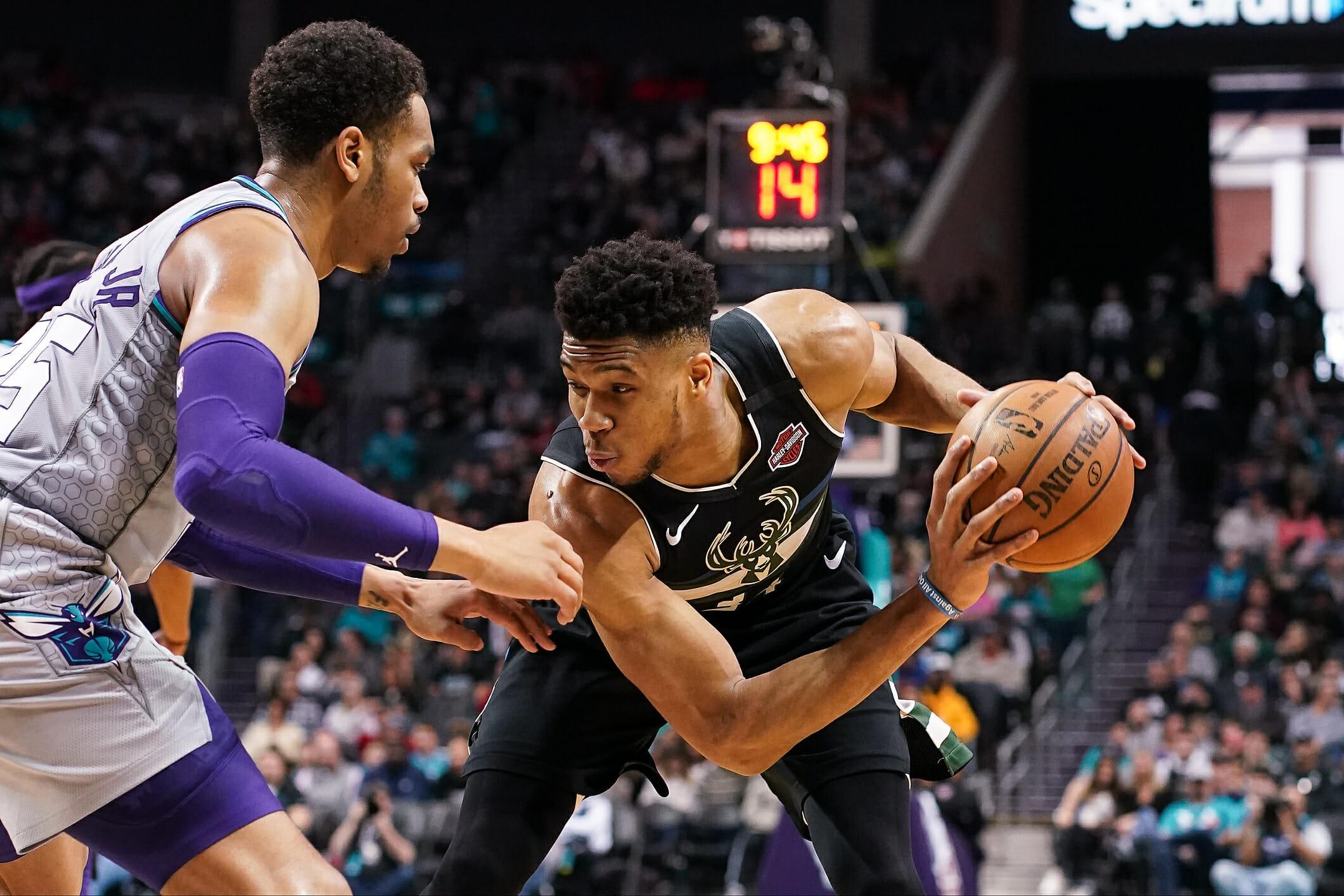 Αντετοκούνμπο: Αυτό είναι το πρόγραμμα στο NBA – Πρεμιέρα με Σέλτικς για τους Μπακς (pics)
