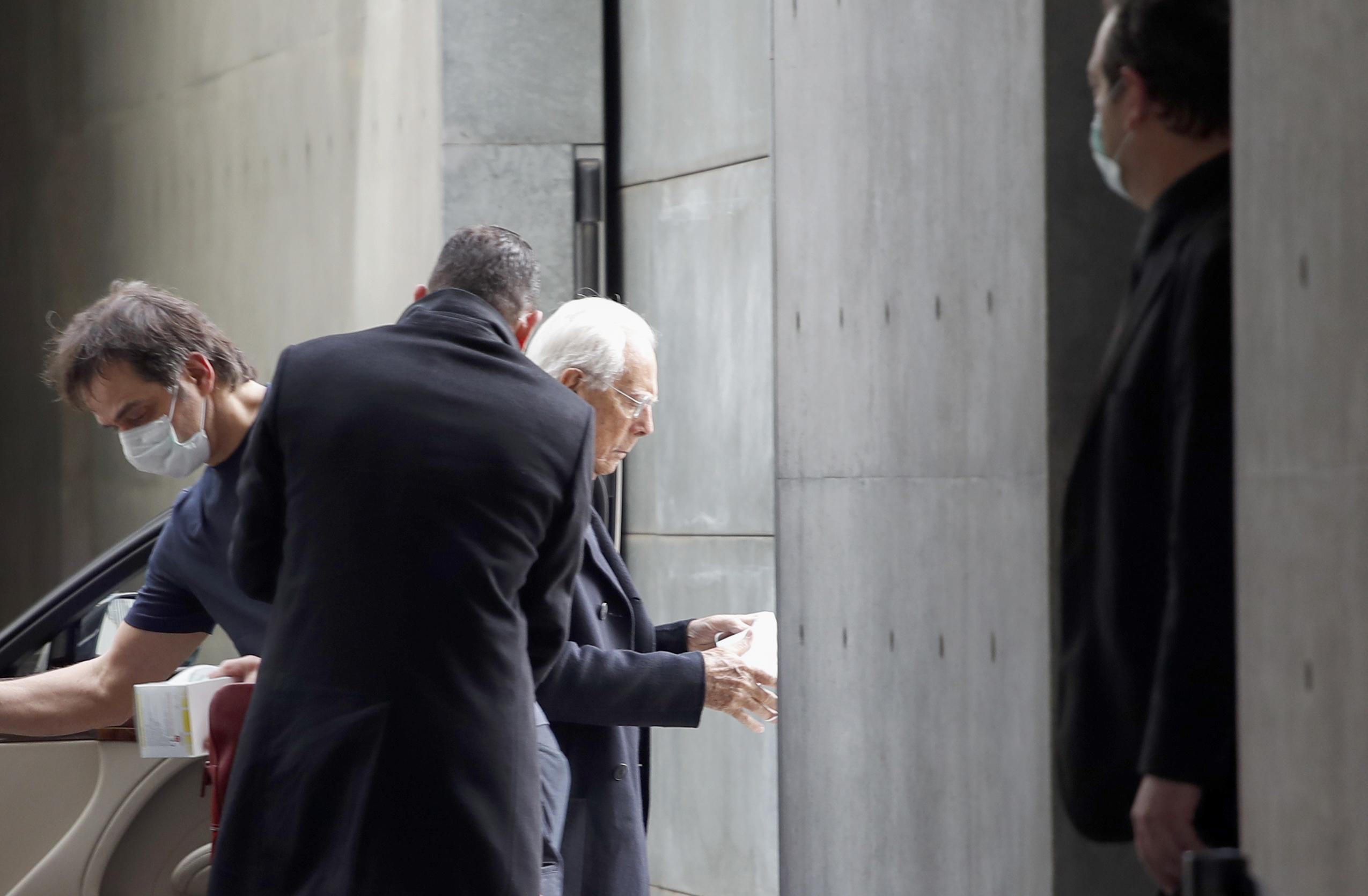 Υπόκλιση στον Armani! Δώρισε σχεδόν 1,5 εκατ. σε νοσοκομεία στην Ιταλία