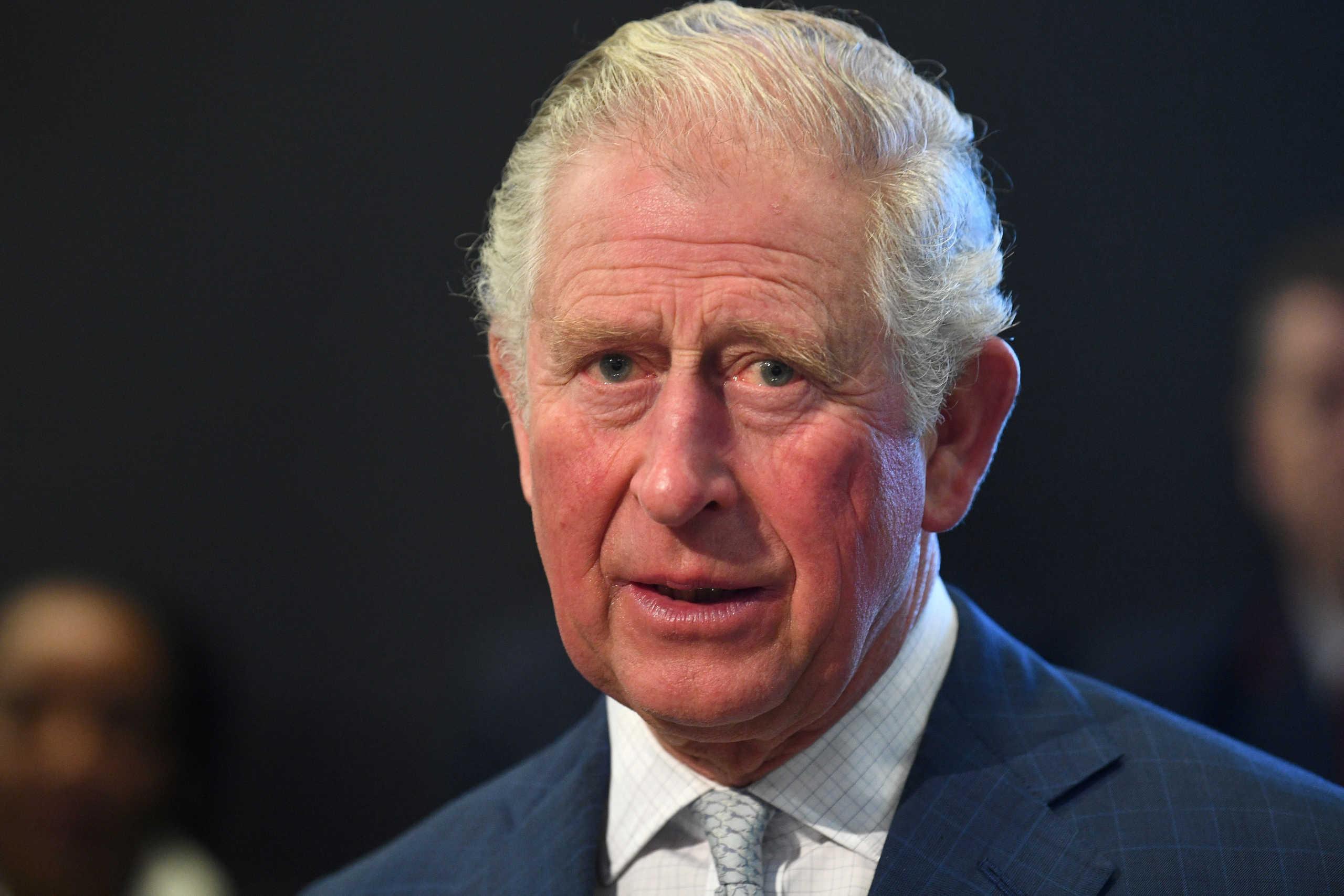 Θετικός στον κορονοϊό ο Πρίγκιπας Κάρολος - Υποψίες ότι τον κόλλησε ο Αλβέρτος του Μονακό