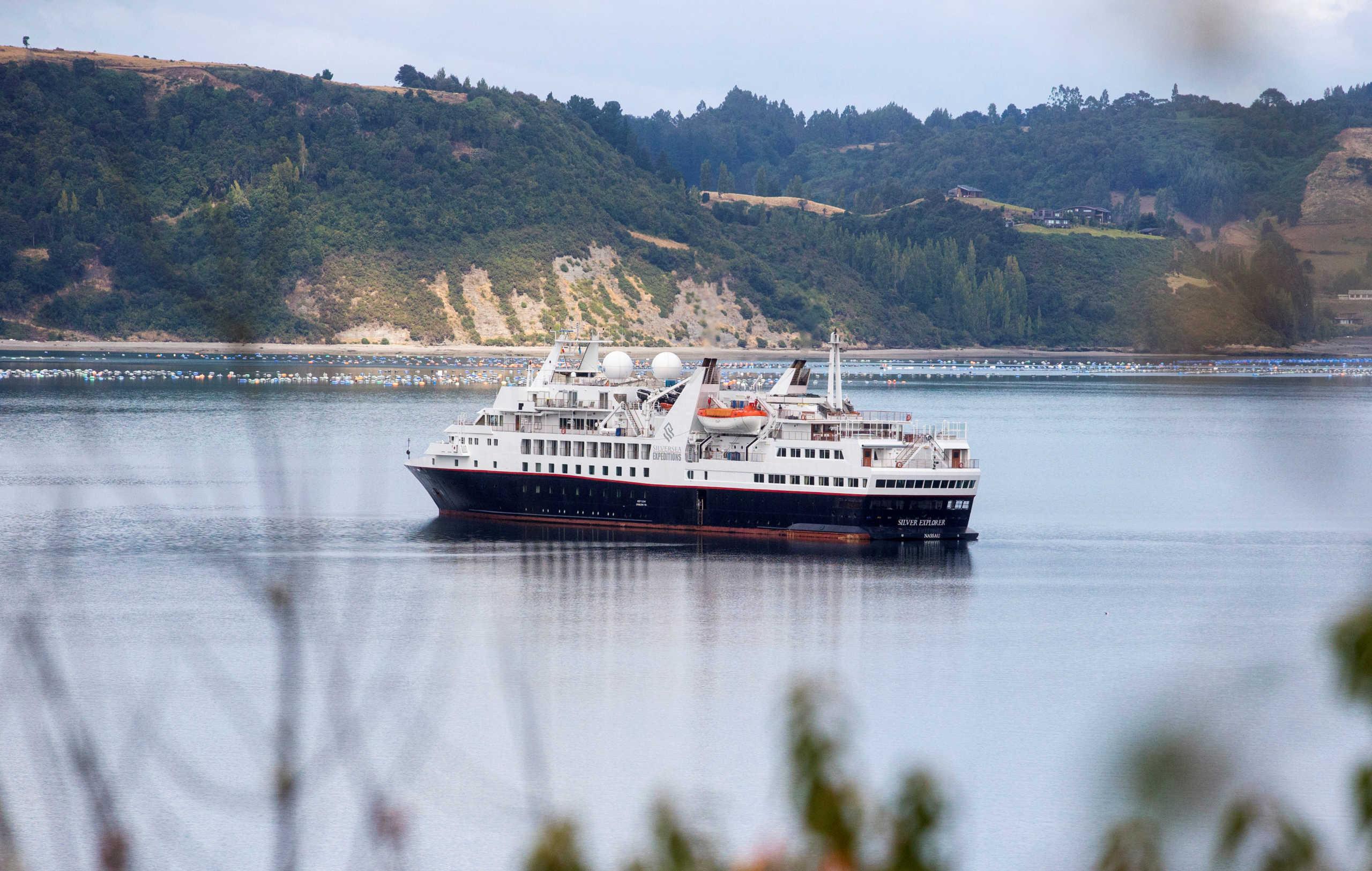 Κορονοϊός: Δυο κρουαζιερόπλοια με 1.300 επιβαίνοντες σε καραντίνα στη Χιλή