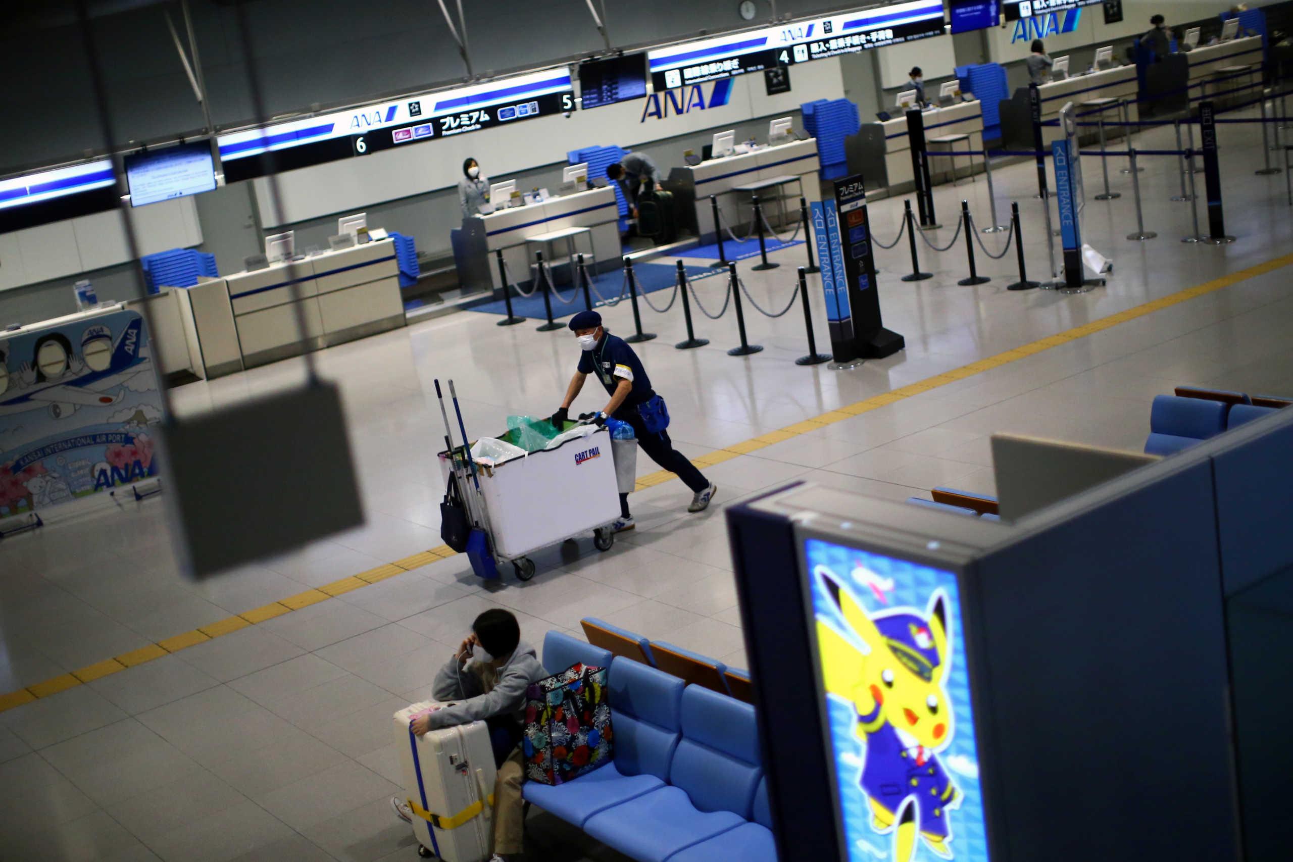 Ιρλανδία: Αποφύγετε τα ταξίδια στην Ευρώπη λόγω κορονοϊού
