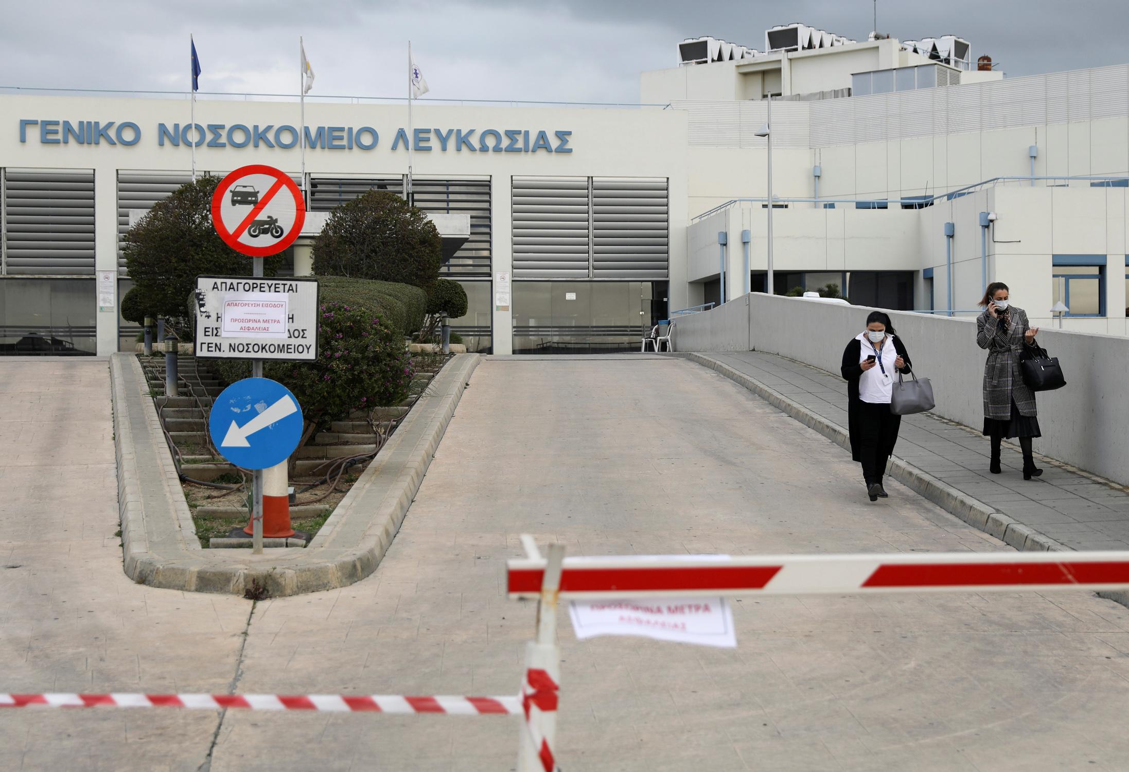 Κορονοϊός: Απαγόρευση κυκλοφορίας και στην Κύπρο! Το διάγγελμα Αναστασιάδη