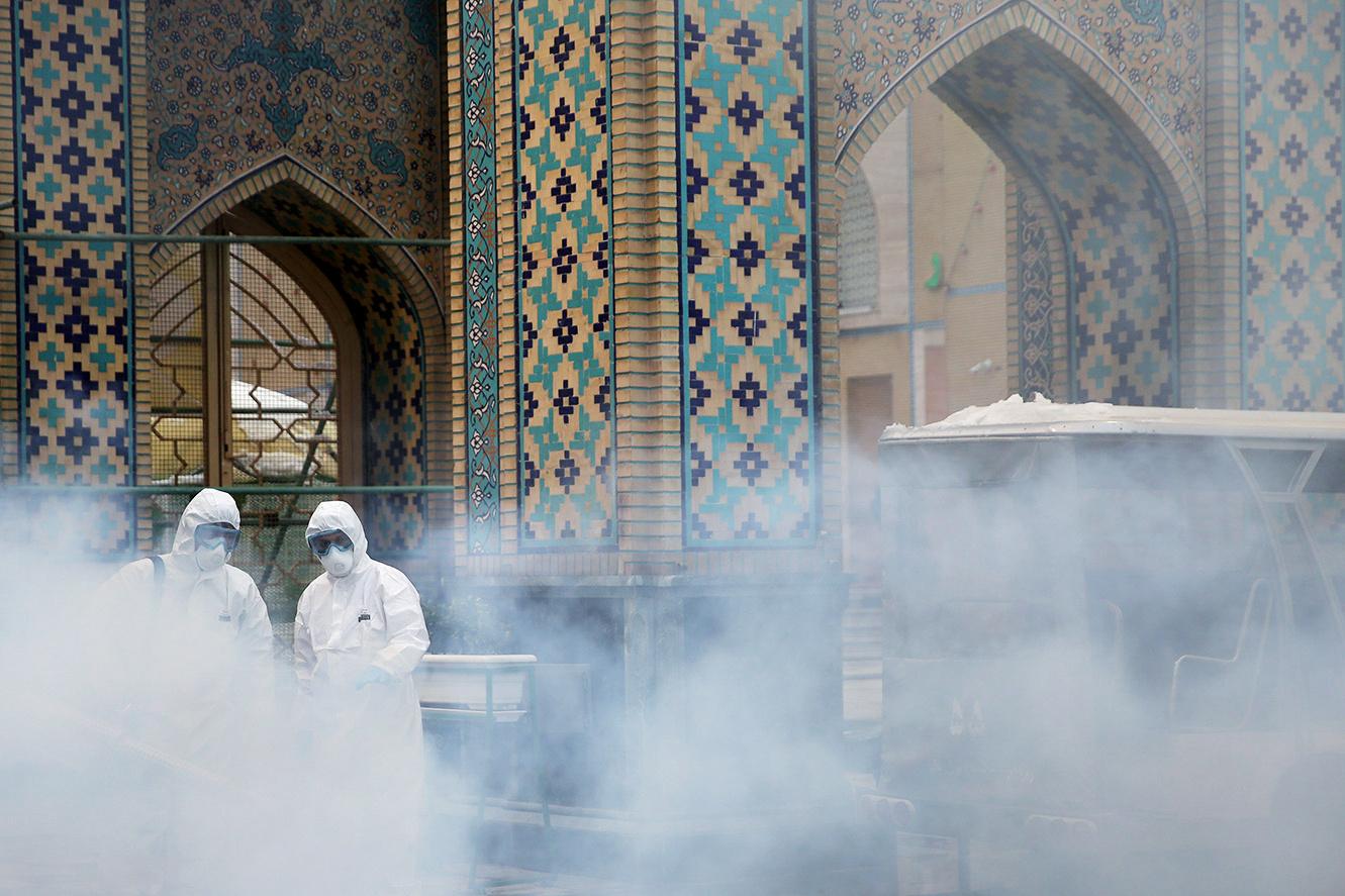 Ιράν: 122 νεκροί σε μια μέρα από τον κορονοϊός