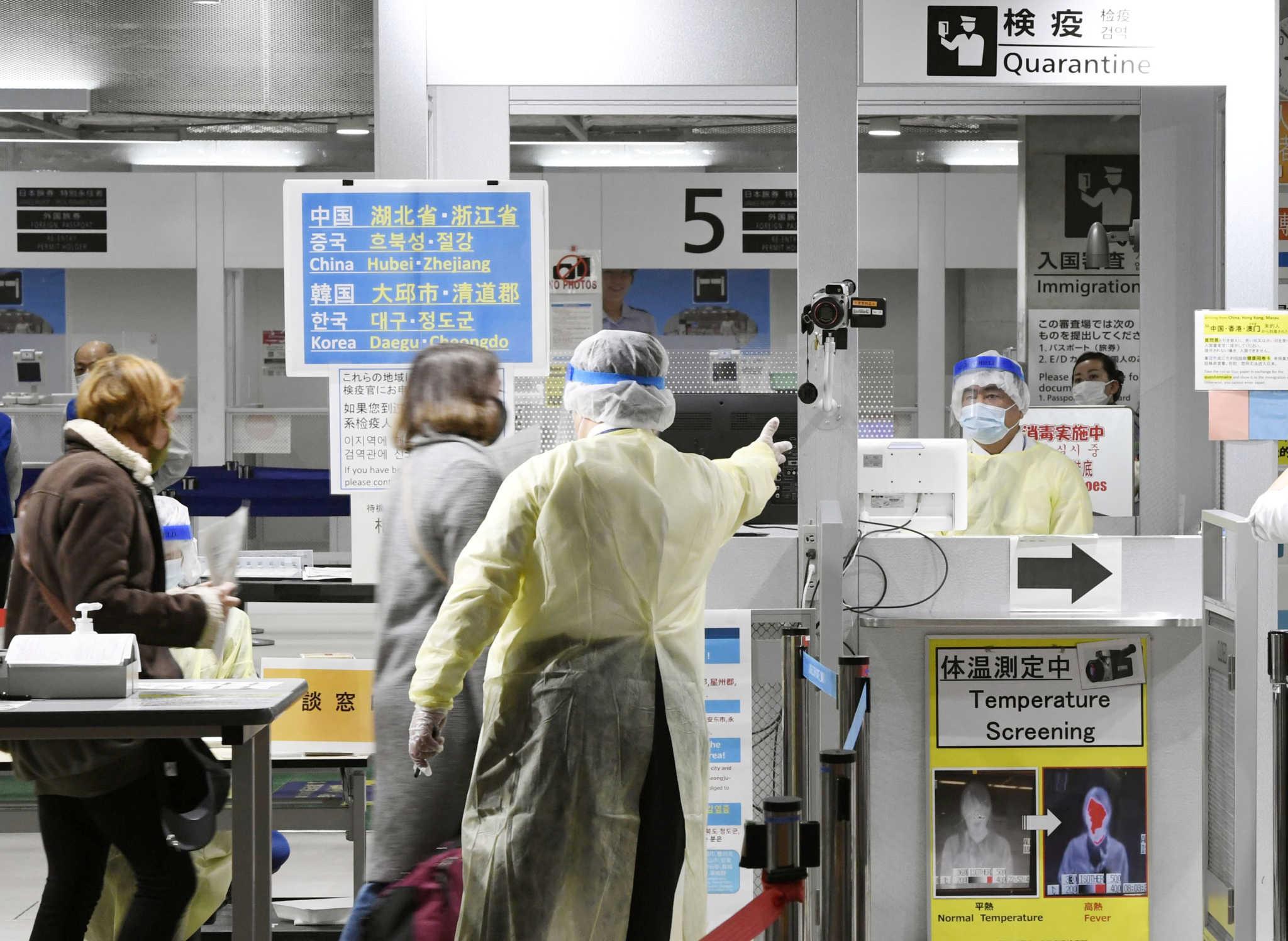 Μηδέν κρούσματα μετάδοσης κορονοϊού στην Κίνα! Τρίτος νεκρός στη Βρετανία, κρούσμα και στην Αλβανία