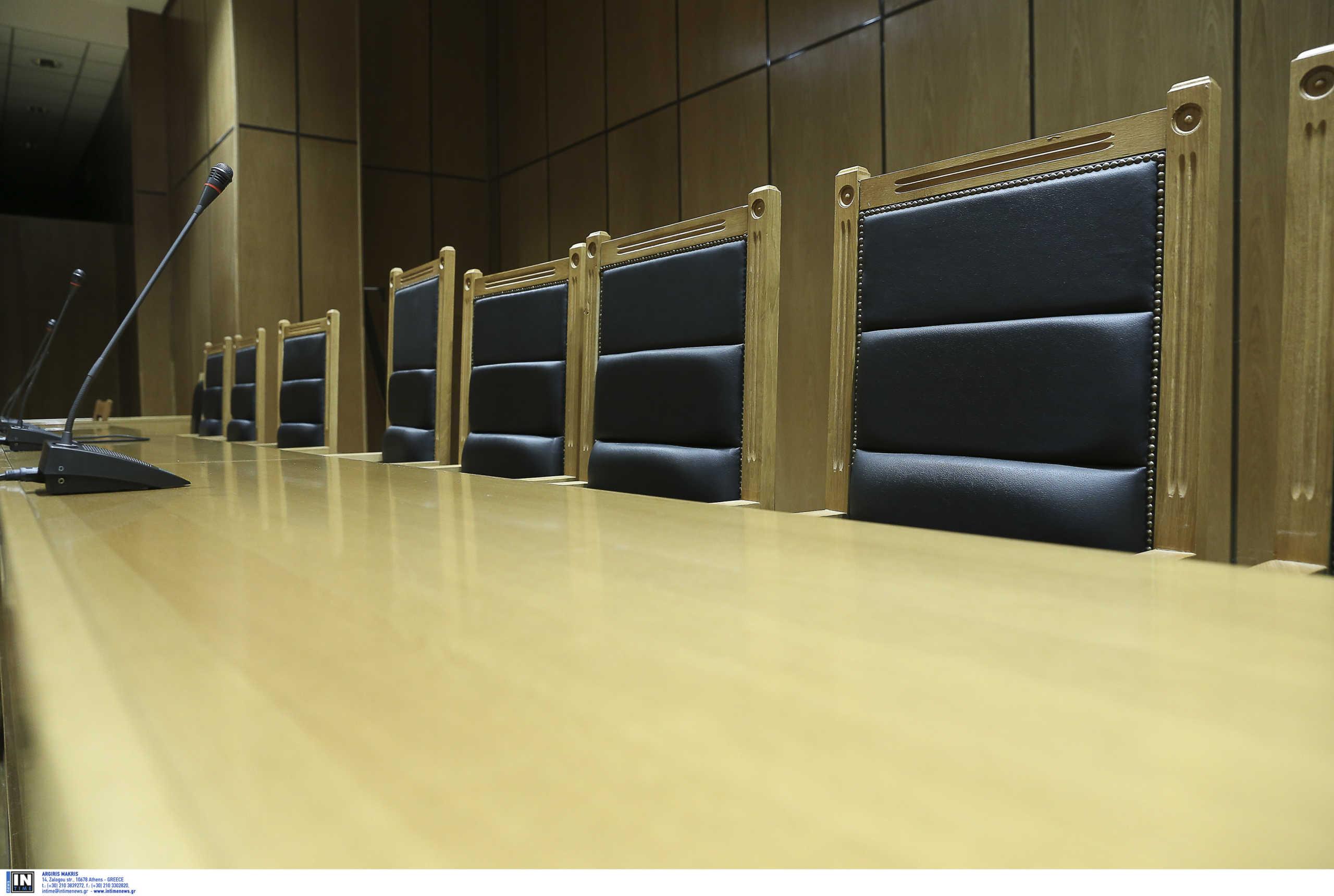 δικαστικές ενώσεις