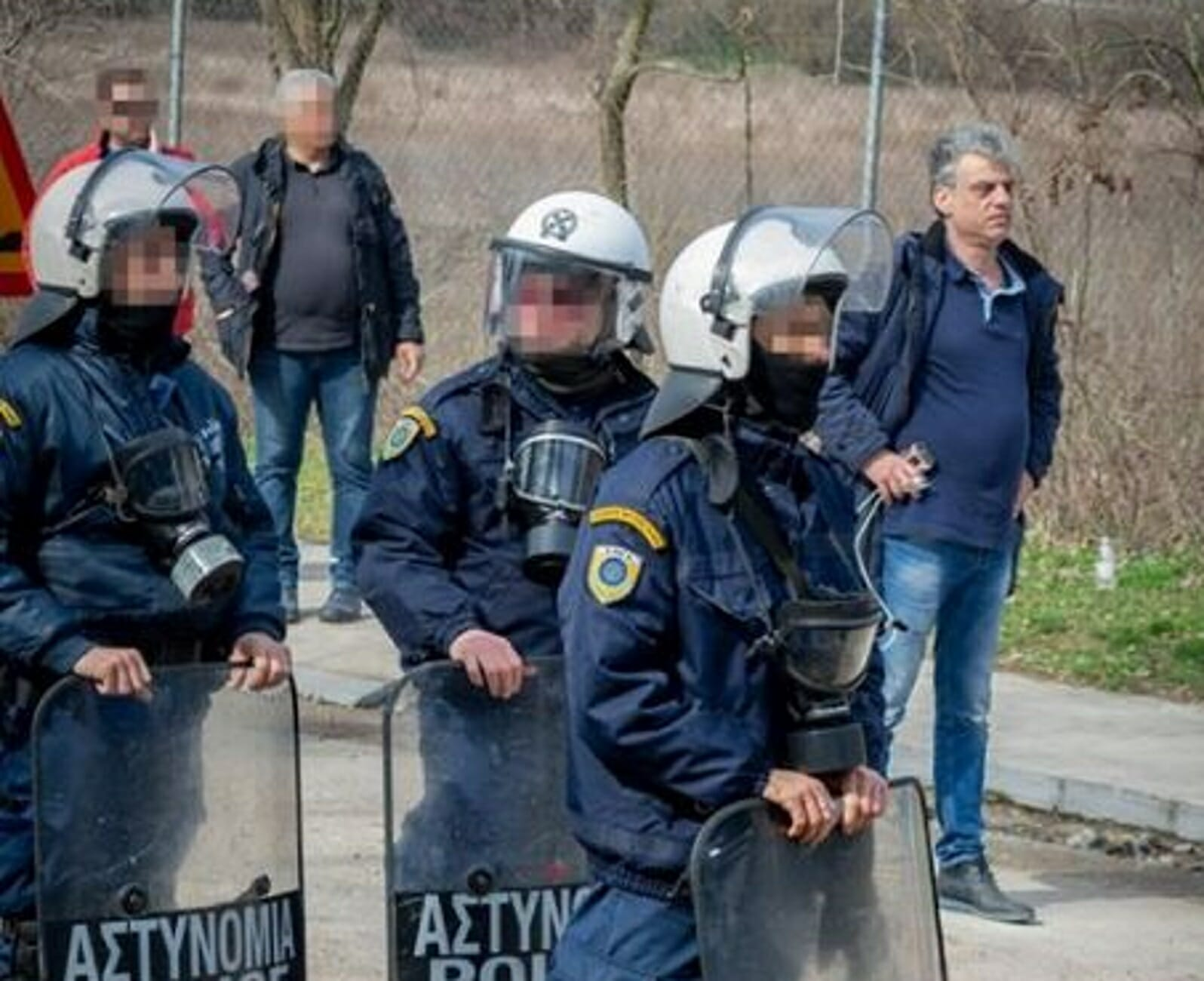 Έβρος: Ο δήμαρχος Ορεστιάδας ανέβασε αυτή τη φωτογραφία και δέχτηκε καταιγισμό μηνυμάτων! Η επίθεση αγάπης (Φωτό)