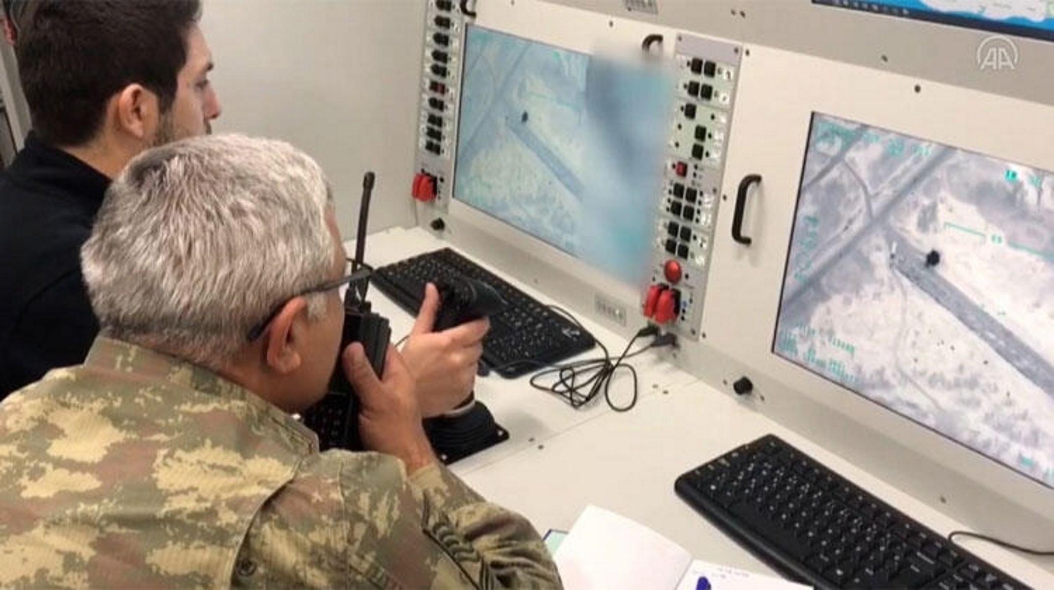 """Τουρκία: Το σχέδιο """"1453"""" με drone στον Έβρο"""