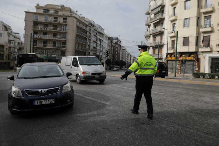 Απαγόρευση Κυκλοφορίας: Πάνω από 1.000 παραβάσεις και την Πέμπτη