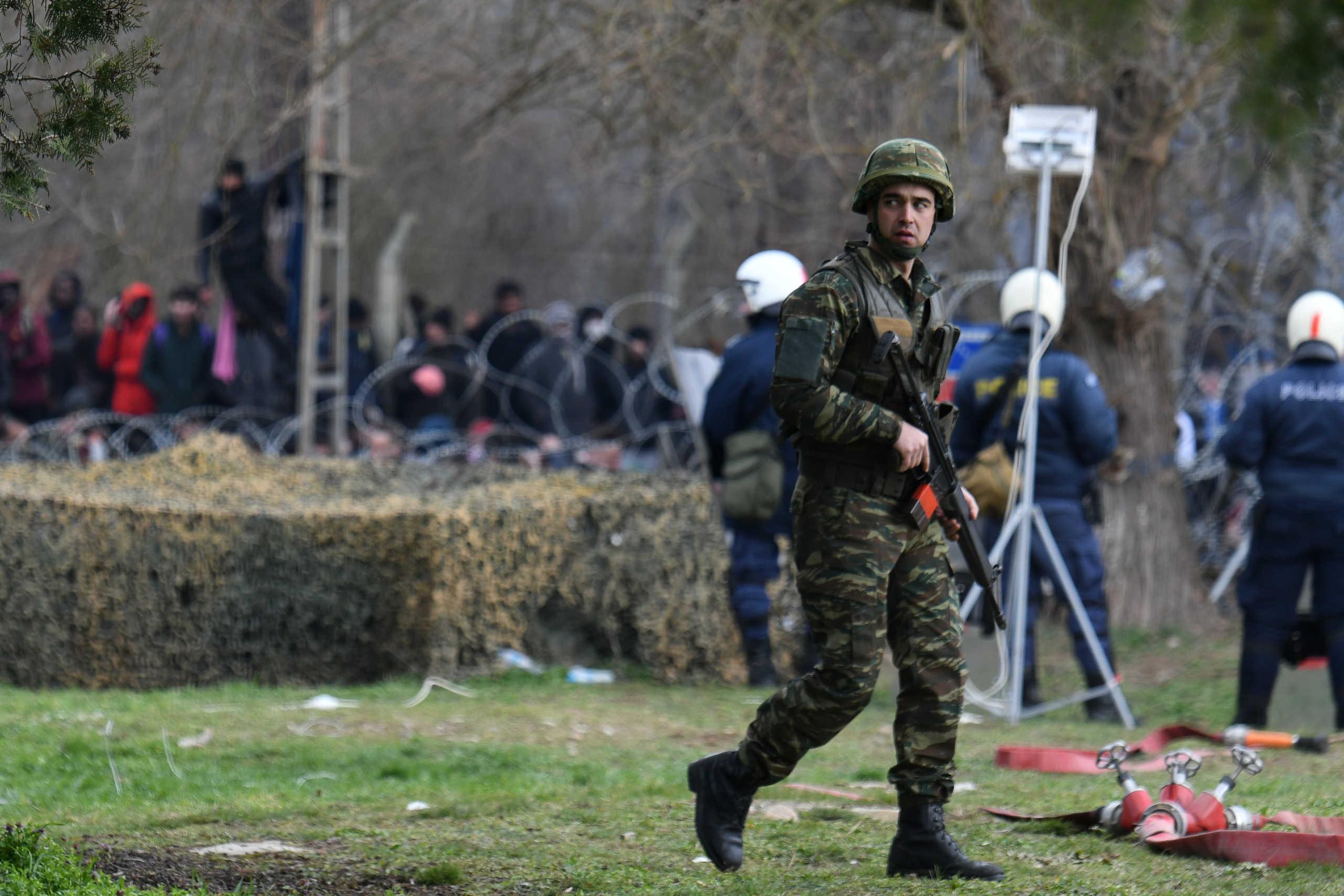 Έβρος: Τούρκοι περνούν παράνομα τα σύνορα με την Ελλάδα – Ποιοι είναι οι δυο λόγοι για το «φευγιό»