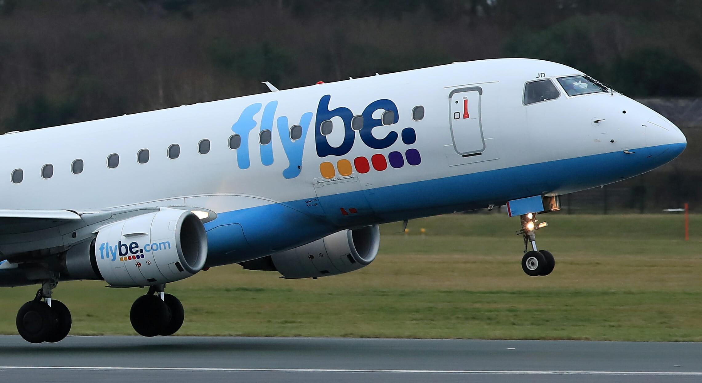 Flybe: Η πρώτη αεροπορική εταιρεία που σκότωσε ο κορονοϊός;