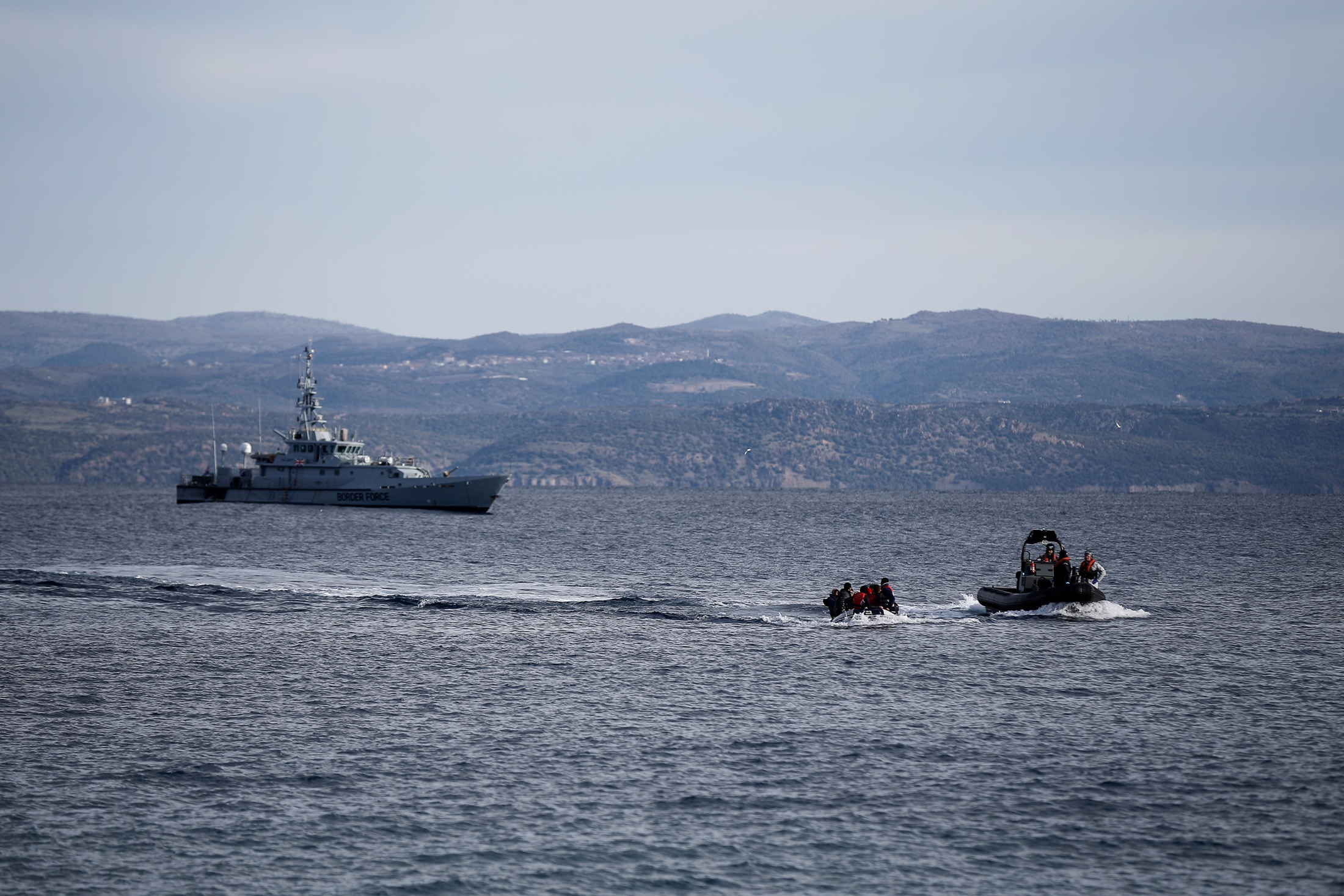 Frontex: Δεν υπάρχουν ενδείξεις για επαναπροωθήσεις αιτούντων άσυλο