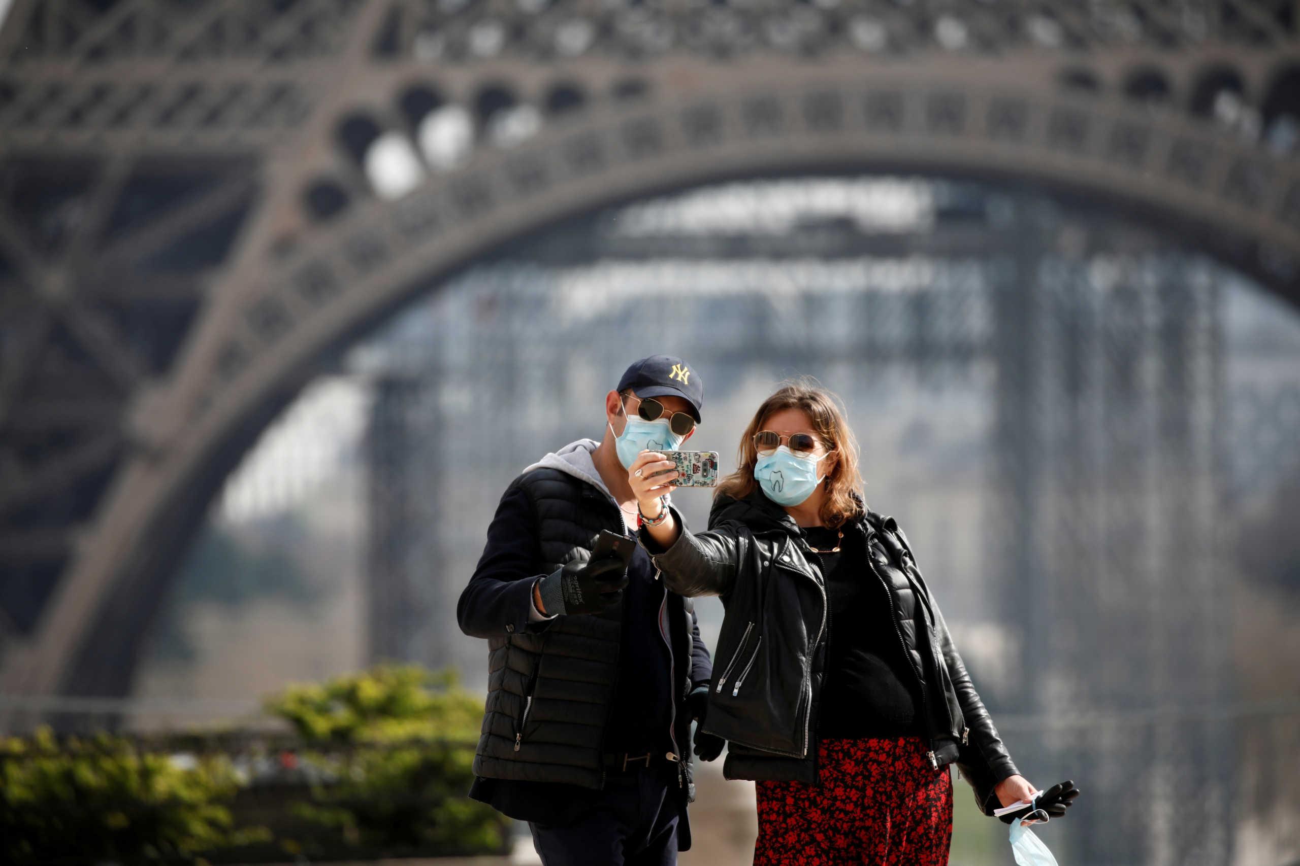 Σαρώνει τη Γαλλία η βρετανική μετάλλαξη του κορονοϊού