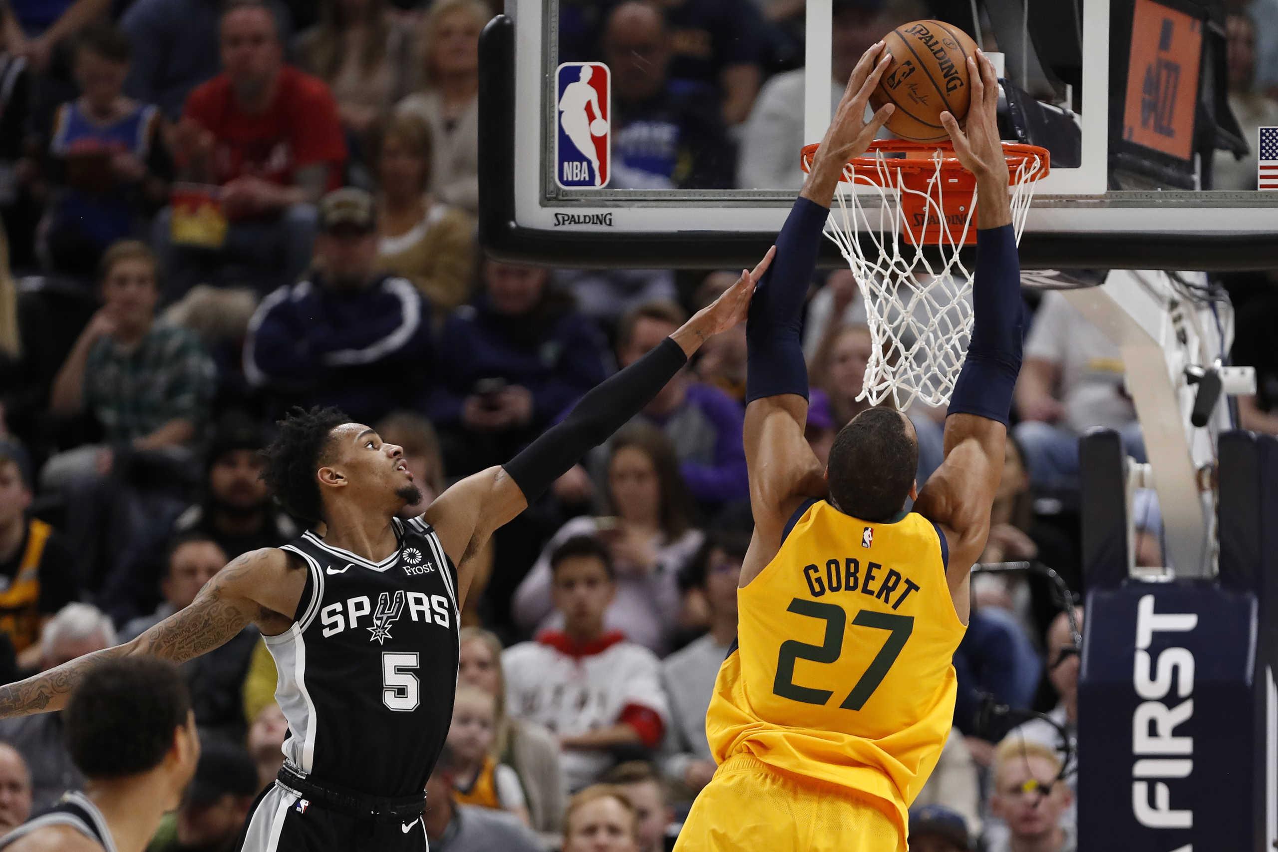Ο κορονοϊός έβαλε «λουκέτο» και στο NBA! Θετικός παίκτης των Γιούτα Τζαζ