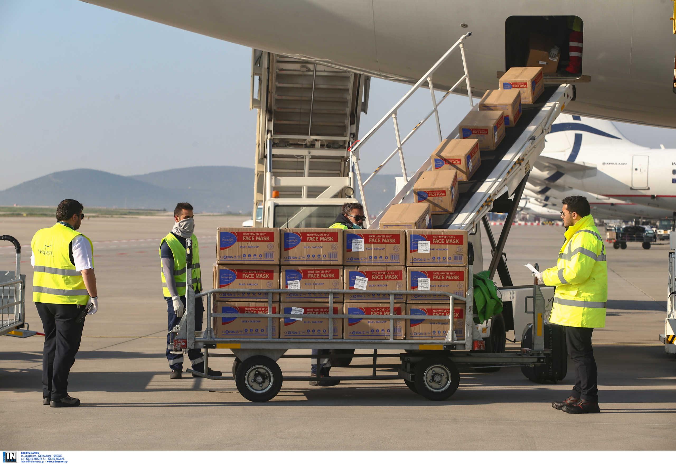 Κορονοϊός: Απαλλαγή του ΦΠΑ για αγαθά και υπηρεσίες που δίνονται δωρεά στο Δημόσιο