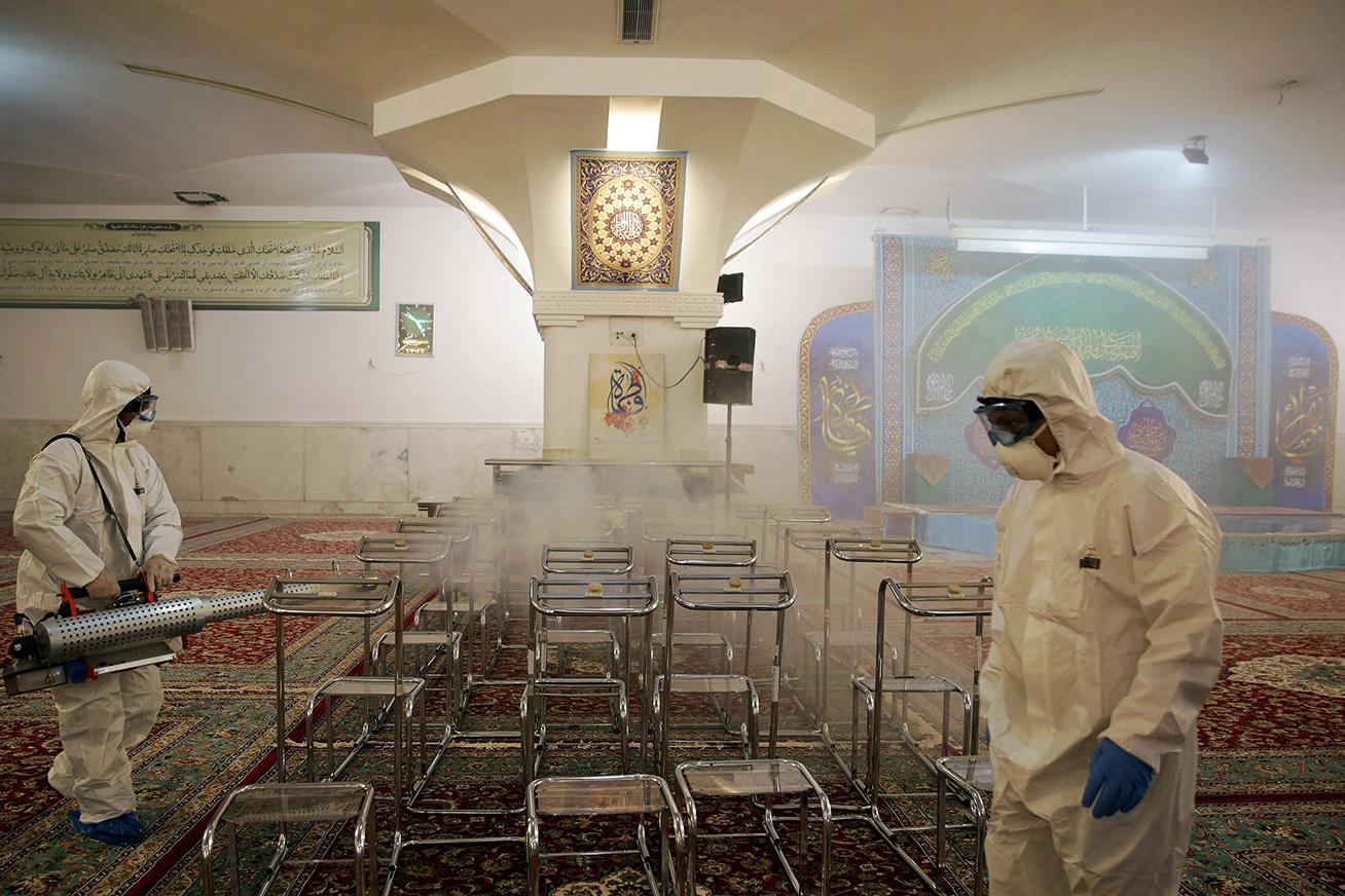 Ιράν: 143 νέοι θάνατοι από τον κορονοϊό