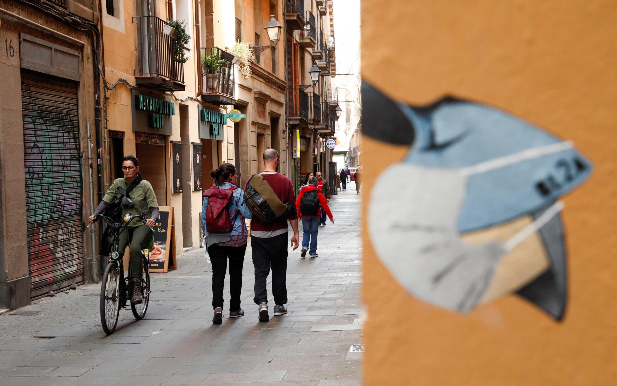 Κορονοϊός: Μέτρα για την ενίσχυση της ρευστότητας στις ισπανικές επιχειρήσεις