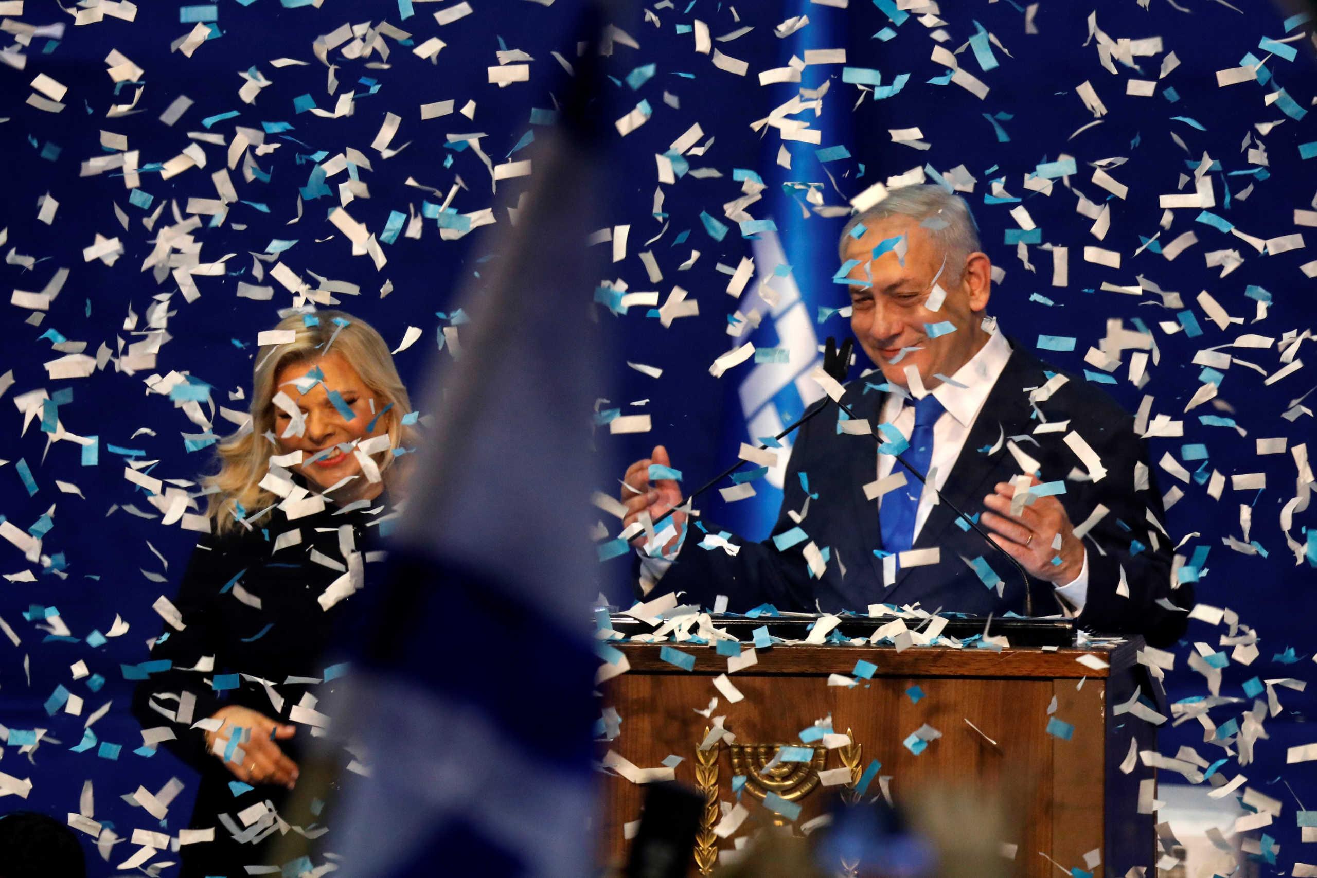 Ισραήλ: Και πάλι… Νετανιάχου! Νέα μεγάλη νίκη στις εκλογές