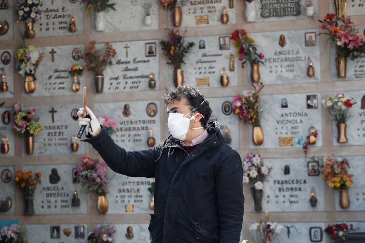 Ιταλία: Κανένα έλεος – 812 ζωές πήρε ο κορονοϊός σε μια μέρα