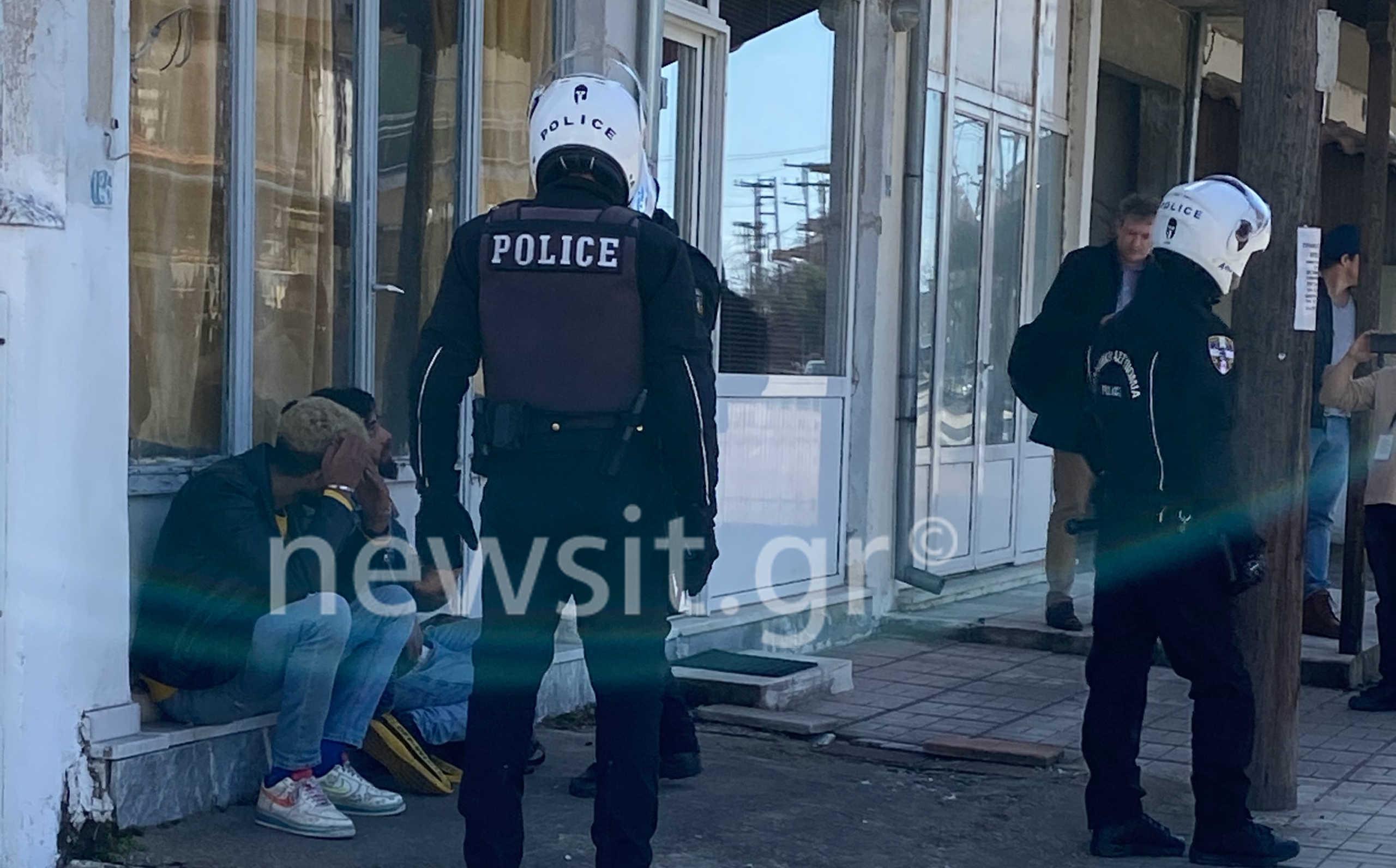 """Έβρος: """"Καθάριζαν"""" το δρόμο για τον Μητσοτάκη κι """"έπεσαν"""" πάνω σε… παράνομους μετανάστες"""