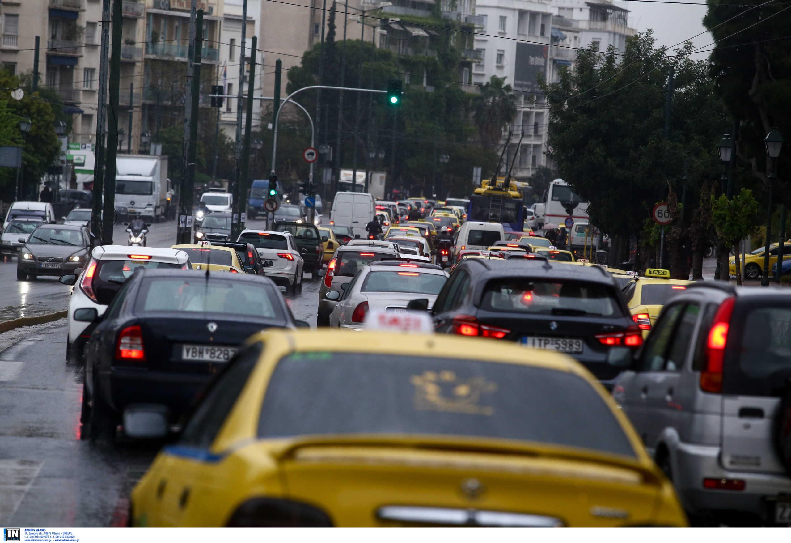 Τροχαίο με υλικές ζημιές στο Δαφνί προκάλεσε κυκλοφοριακό χάος