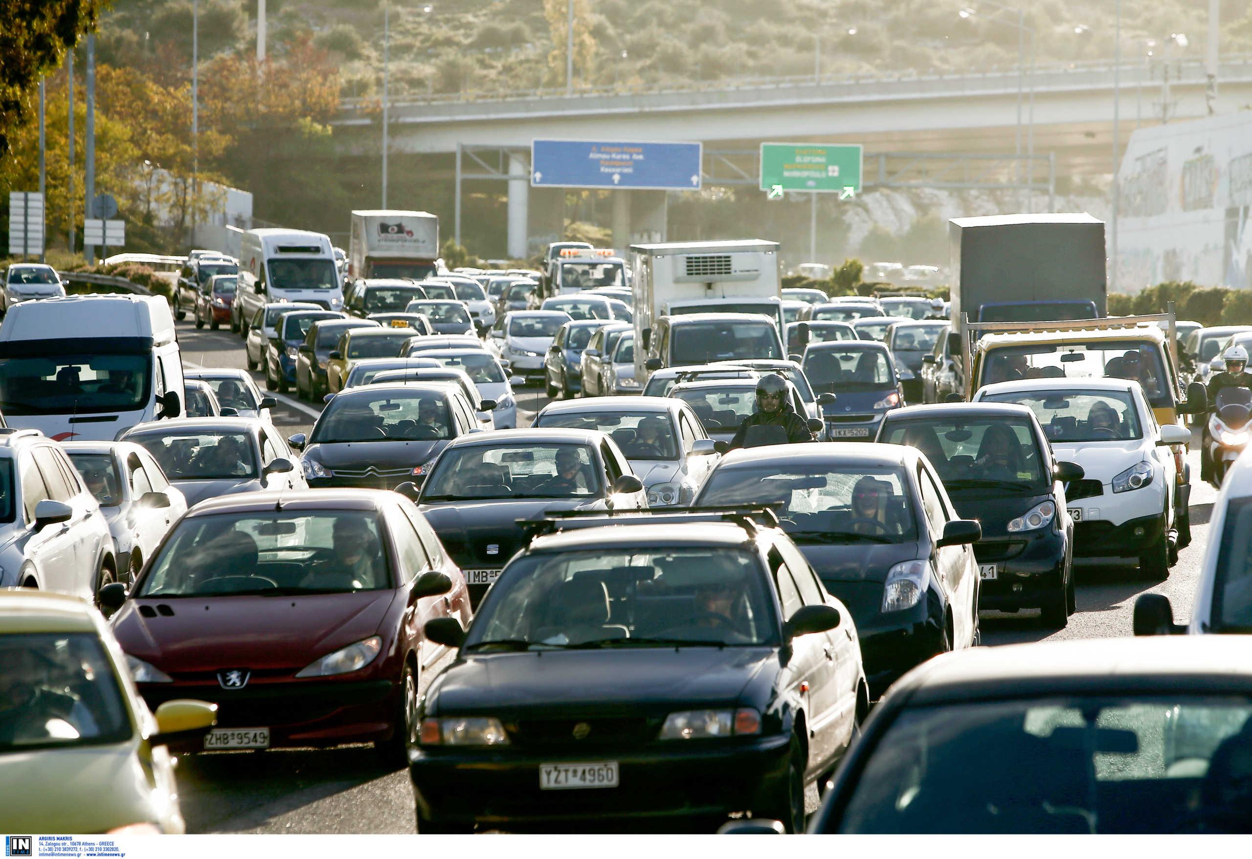 Οι έλεγχοι για την απαγόρευση κυκλοφορίας έφεραν… μποτιλιάρισμα! Μόνο συστάσεις σήμερα (video)
