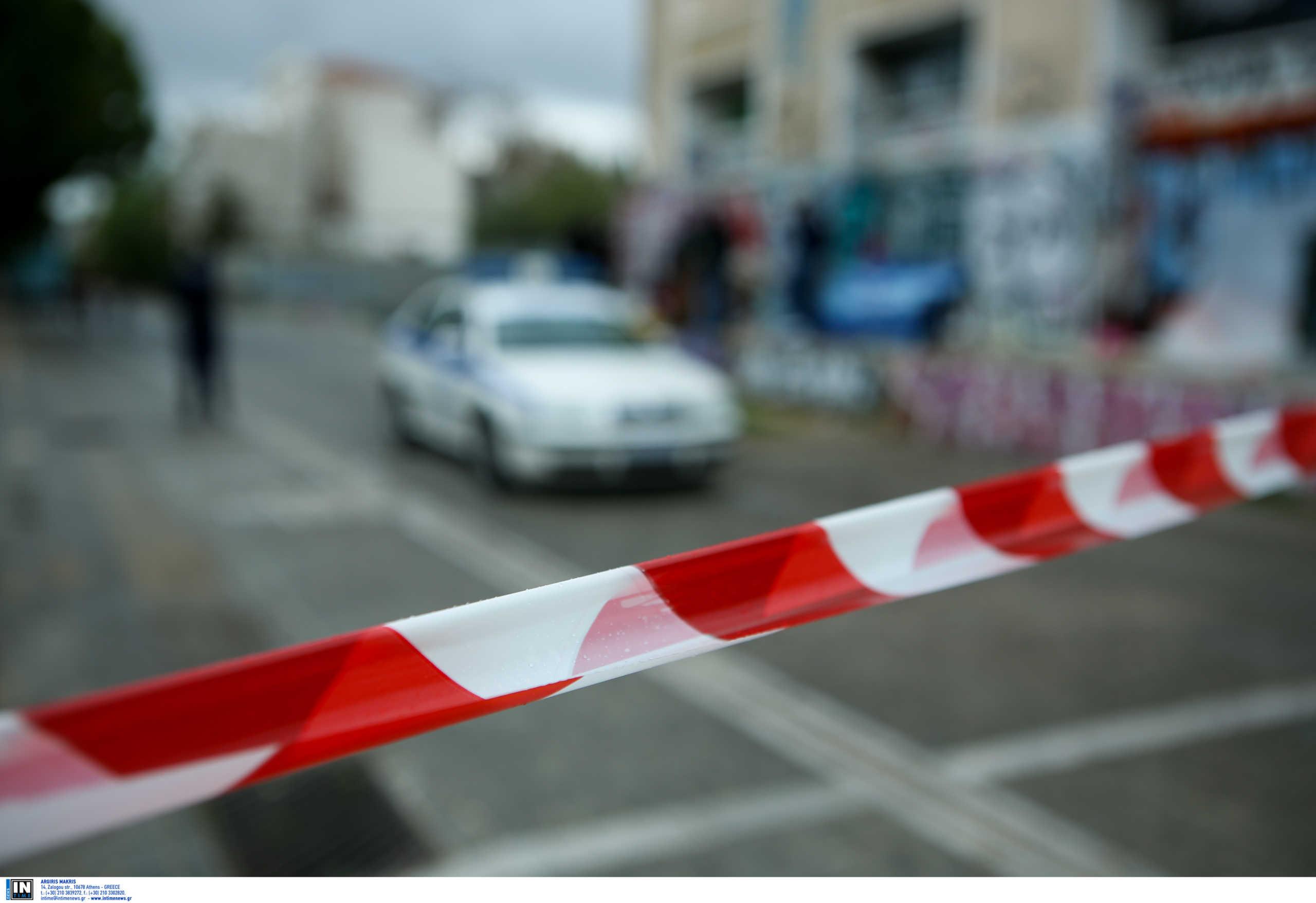 Θήβα: Εκκενώθηκε τράπεζα μετά από τηλεφώνημα για βόμβα! Σε εξέλιξη οι έρευνες (Βίντεο)