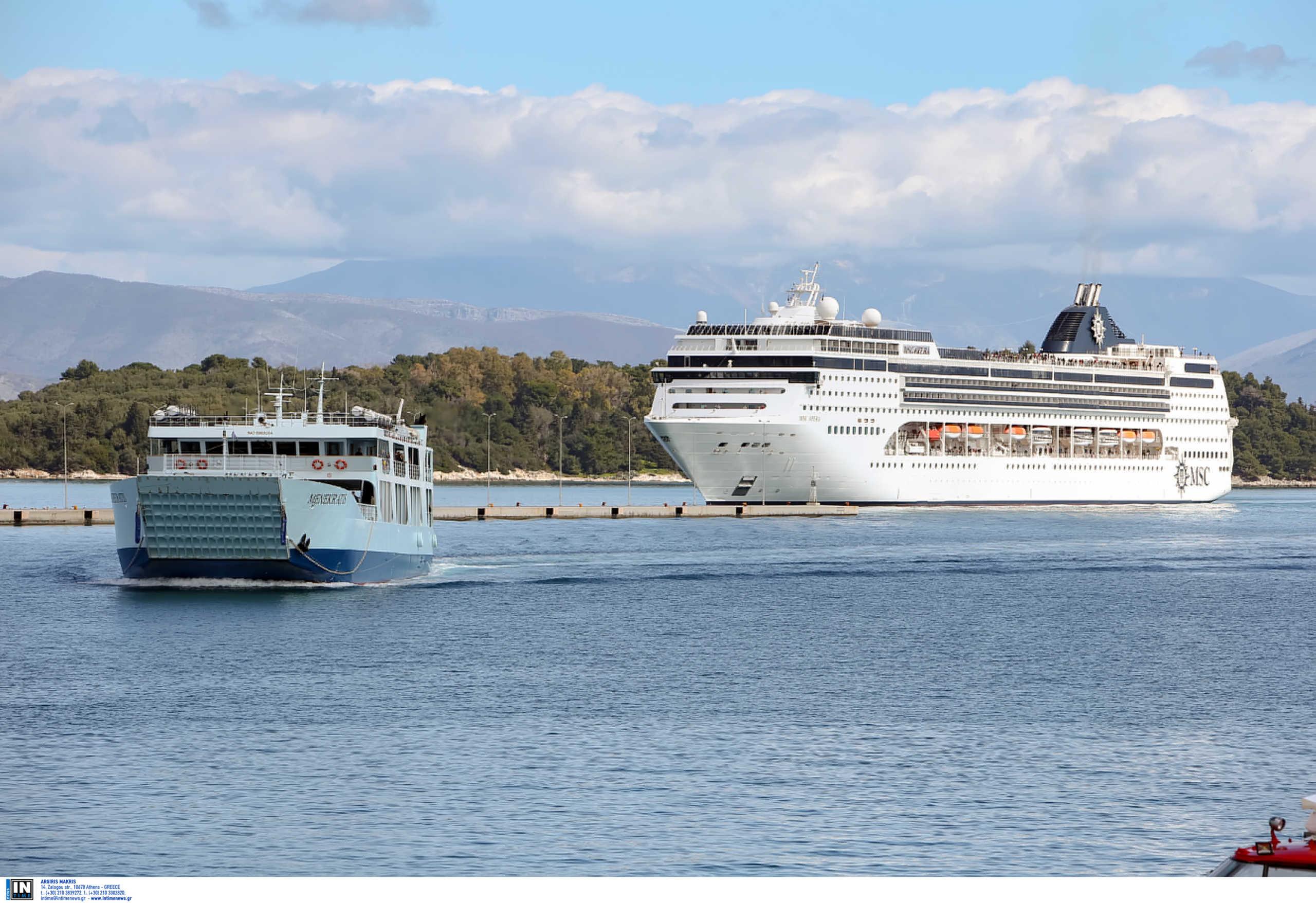 Κέρκυρα: Υποχρέωσαν μάνα και παιδί ΑμεΑ να κατέβουν από το πλοίο