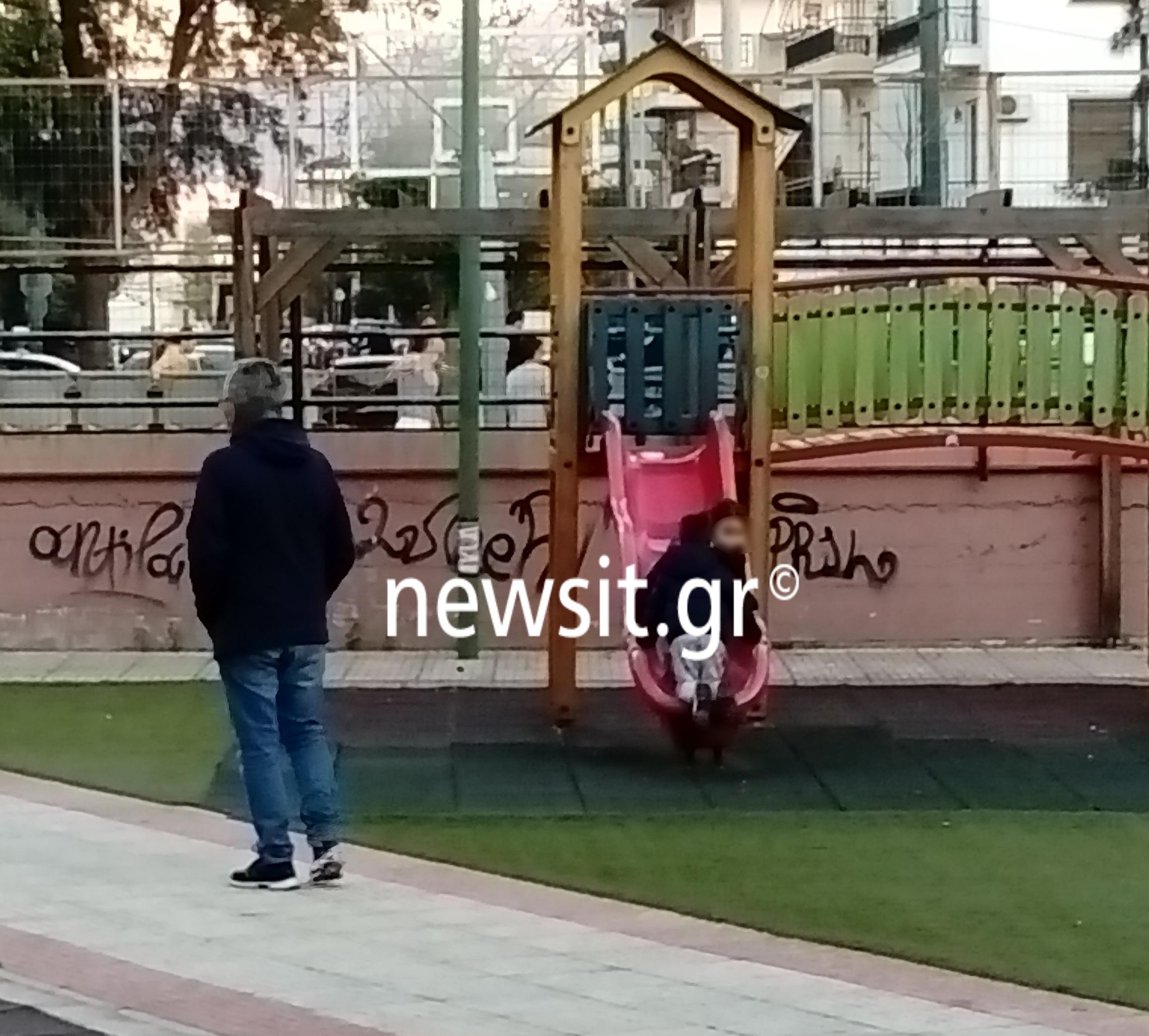 Κορονοϊός: Ποια πρόληψη; Μαθητές και γονείς έχουν ξεχυθεί σε πλατείες και παιδικές χαρές - Δείτε εικόνες.....