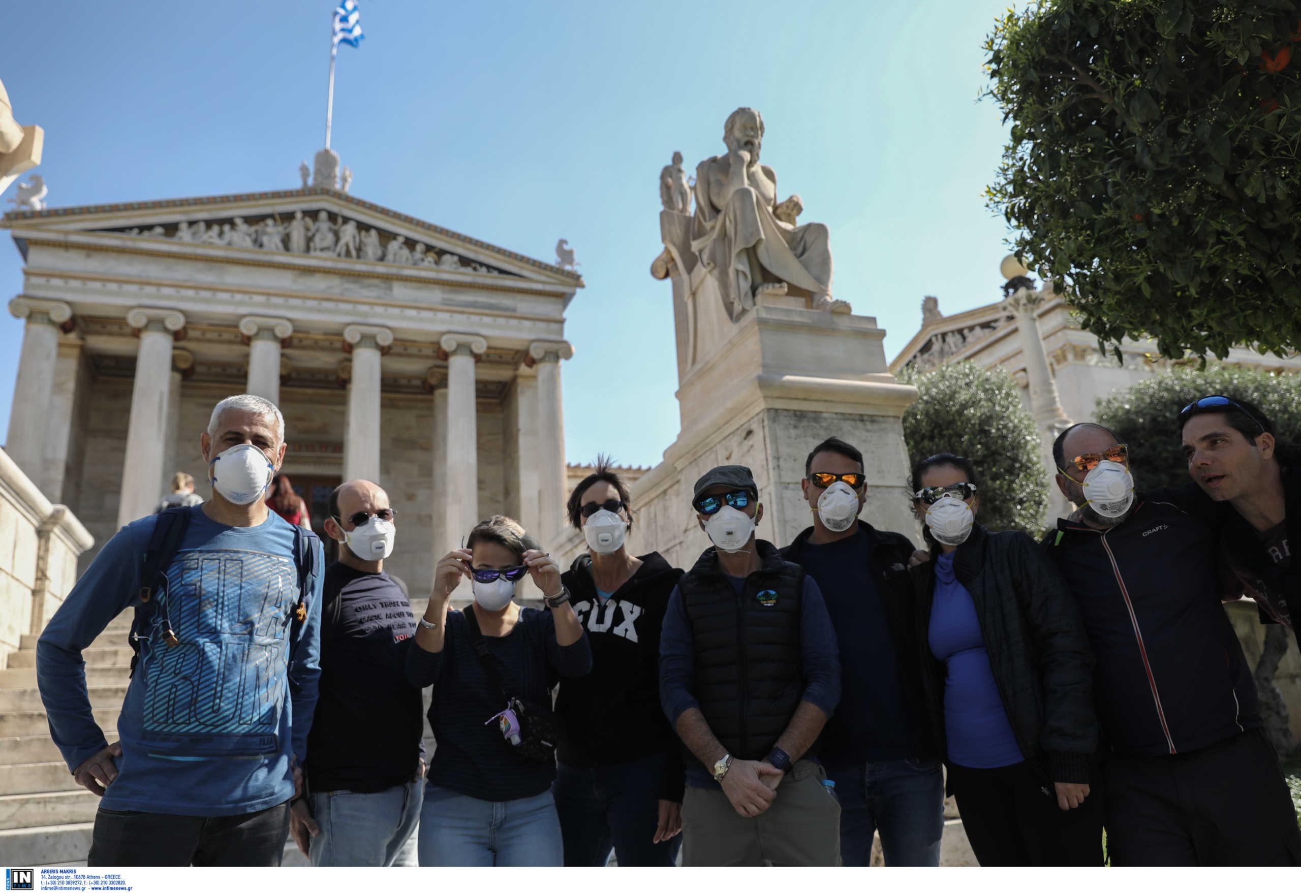 103 νέα κρούσματα κορονοϊού στην Ελλάδα – 331 συνολικά – «Ελπίζουμε η Ιερά Σύνοδος να πάρει τις σωστές αποφάσεις»
