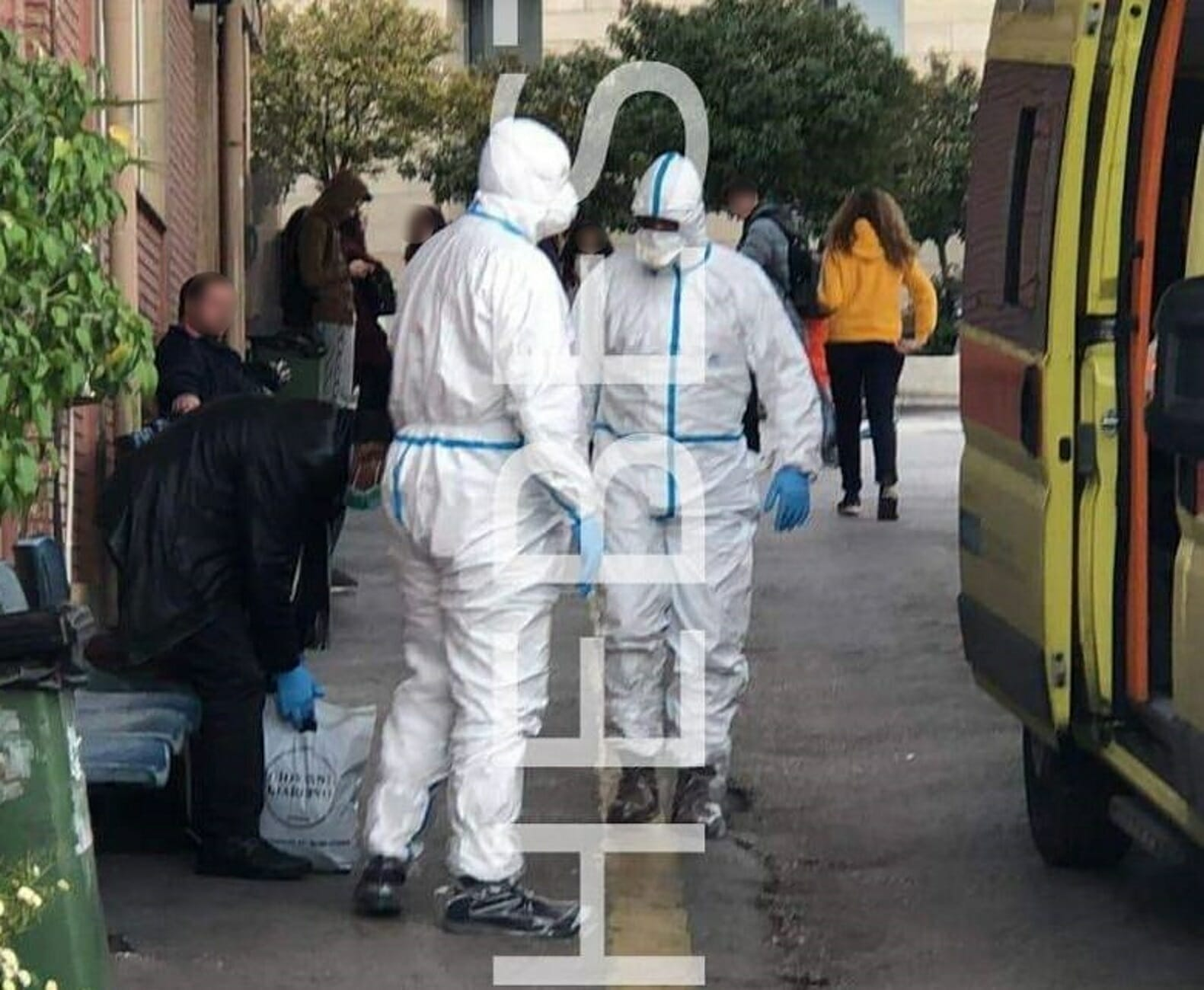 Κορονοϊός: Από τα ΚΤΕΛ στο νοσοκομείο! Συναγερμός για νέο ύποπτο κρούσμα στην Πάτρα (Φωτό)