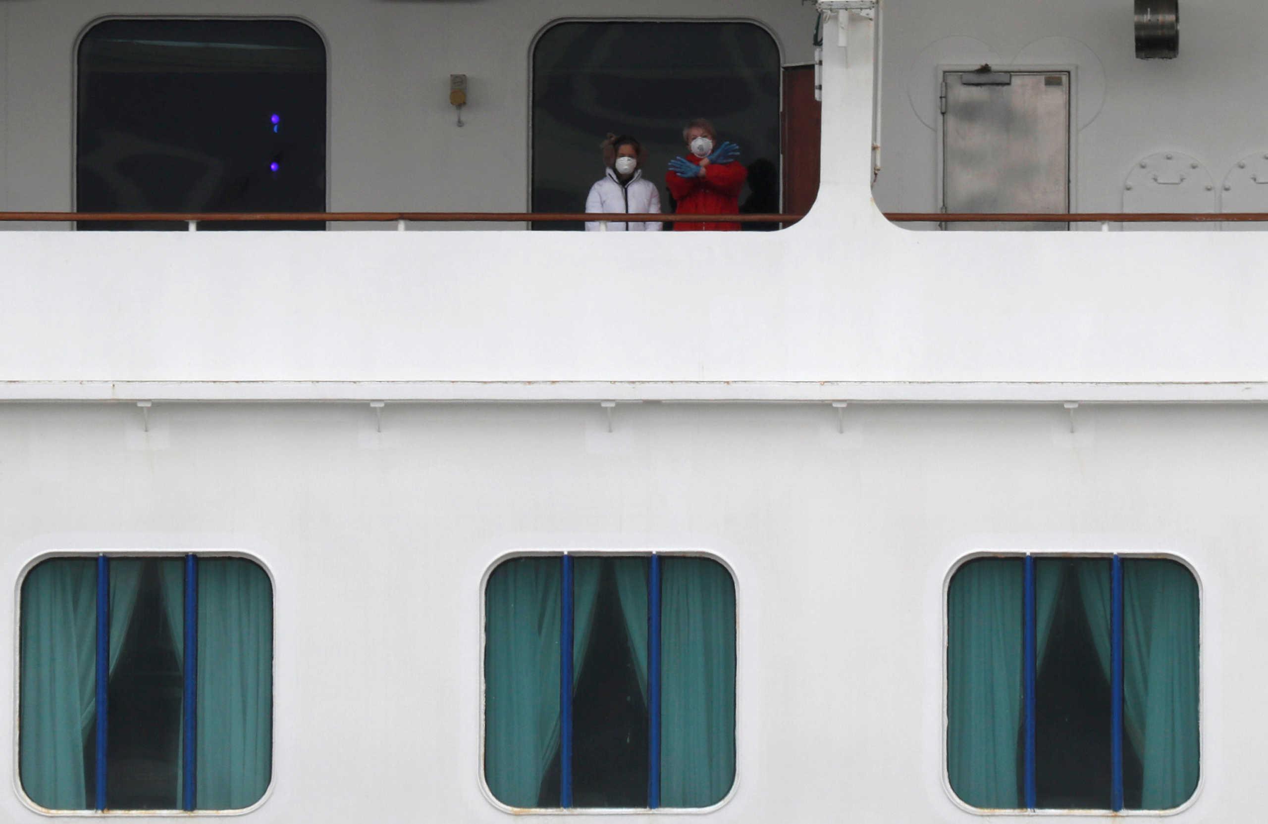 Κορονοϊός: Σε καραντίνα κρουαζιερόπλοιο που φτάνει στην Κέρκυρα με 2000 επιβάτες