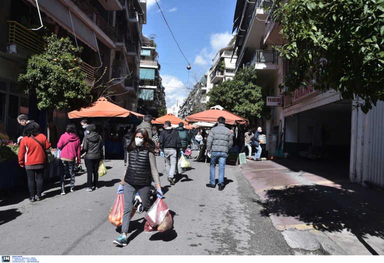 Εγκρίθηκε η πρώτη πληρωμή 7,1 εκατ. ευρώ για παραγωγούς πωλητές σε λαϊκές αγορές